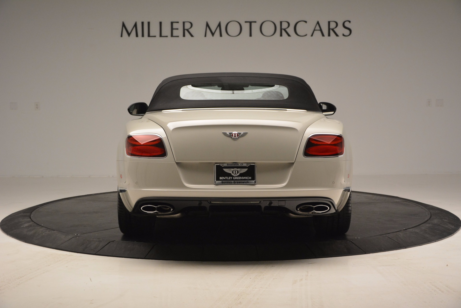 Used 2014 Bentley Continental GT V8 S For Sale In Greenwich, CT 774_p19