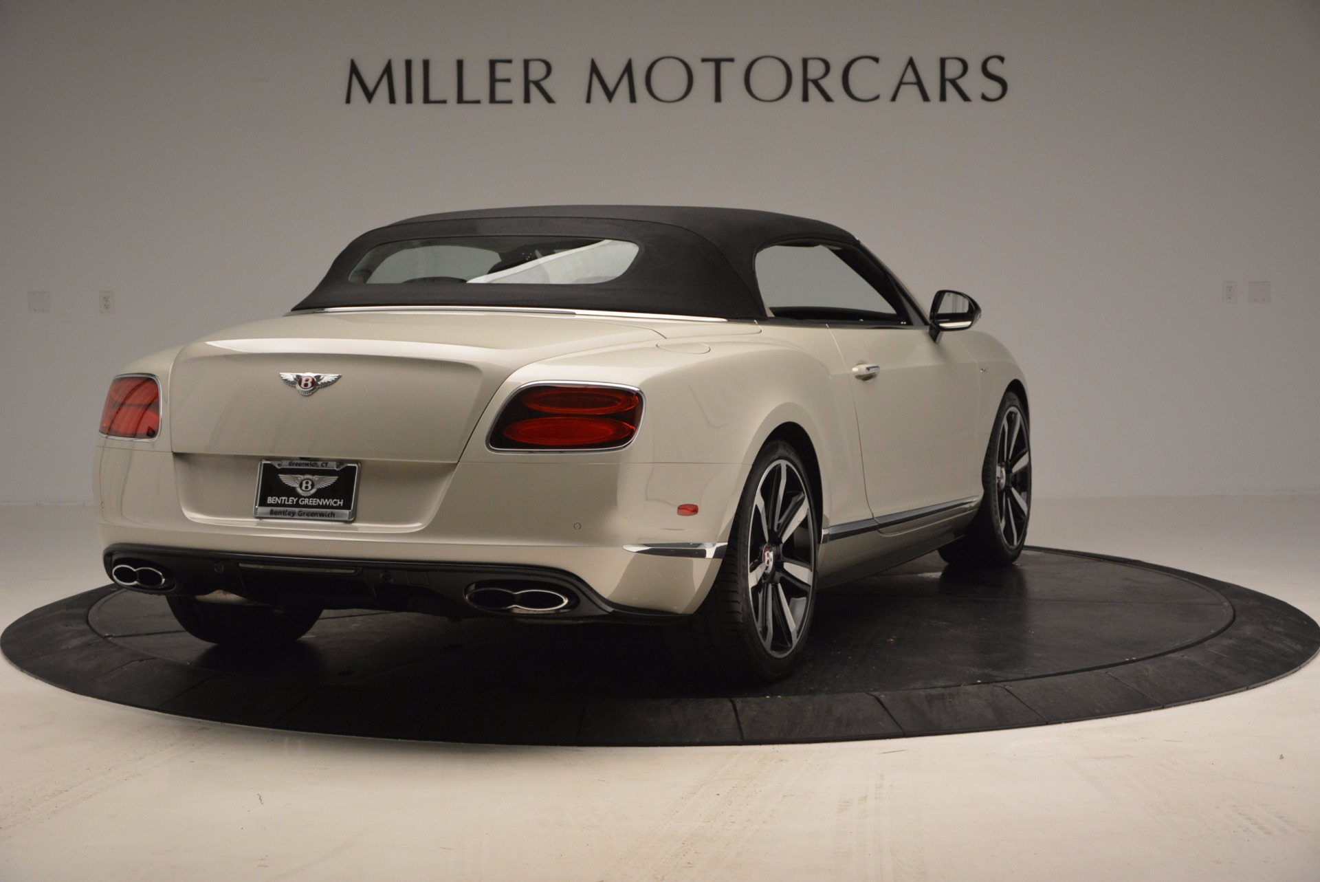 Used 2014 Bentley Continental GT V8 S For Sale In Greenwich, CT 774_p20