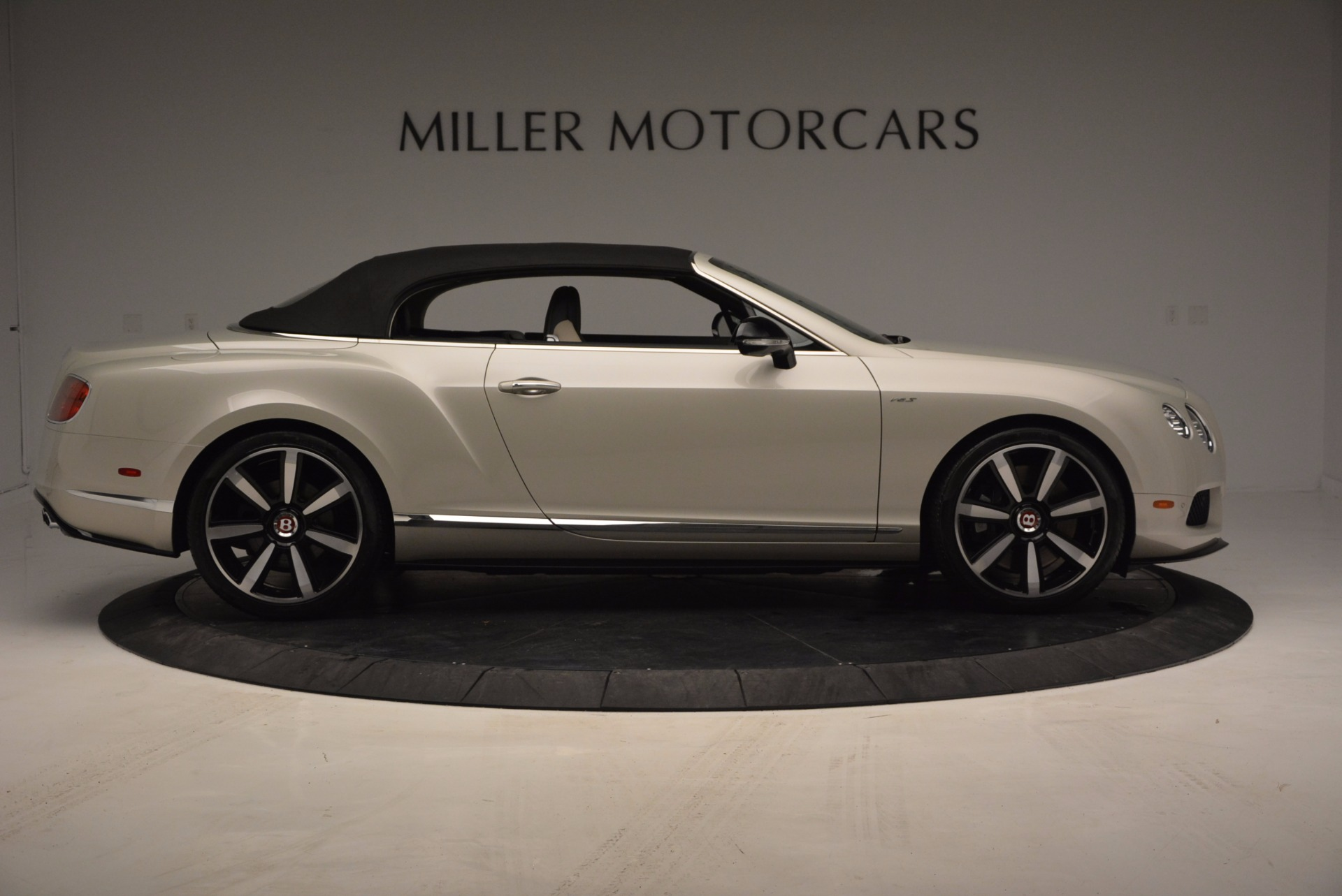 Used 2014 Bentley Continental GT V8 S For Sale In Greenwich, CT 774_p22
