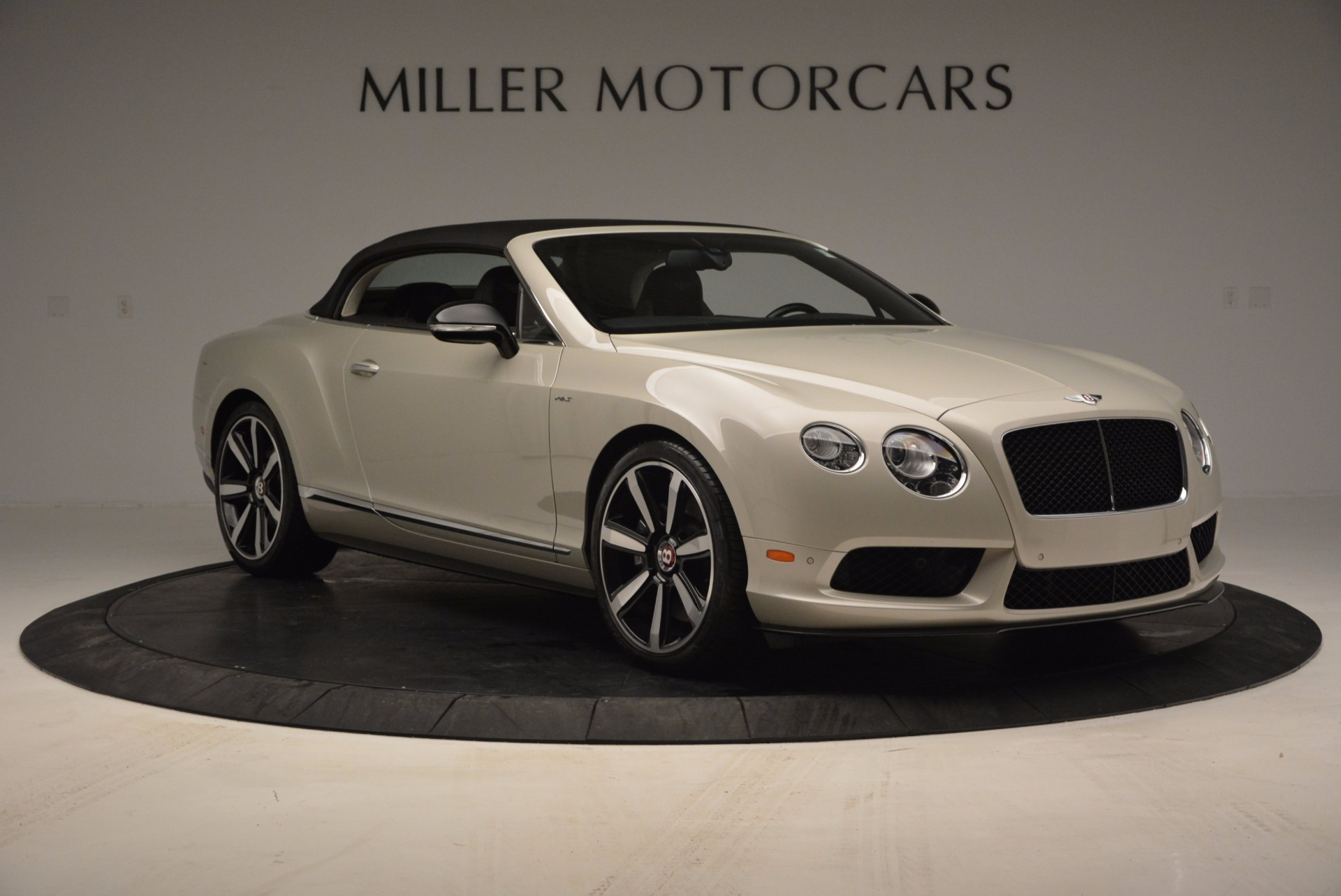 Used 2014 Bentley Continental GT V8 S For Sale In Greenwich, CT 774_p24