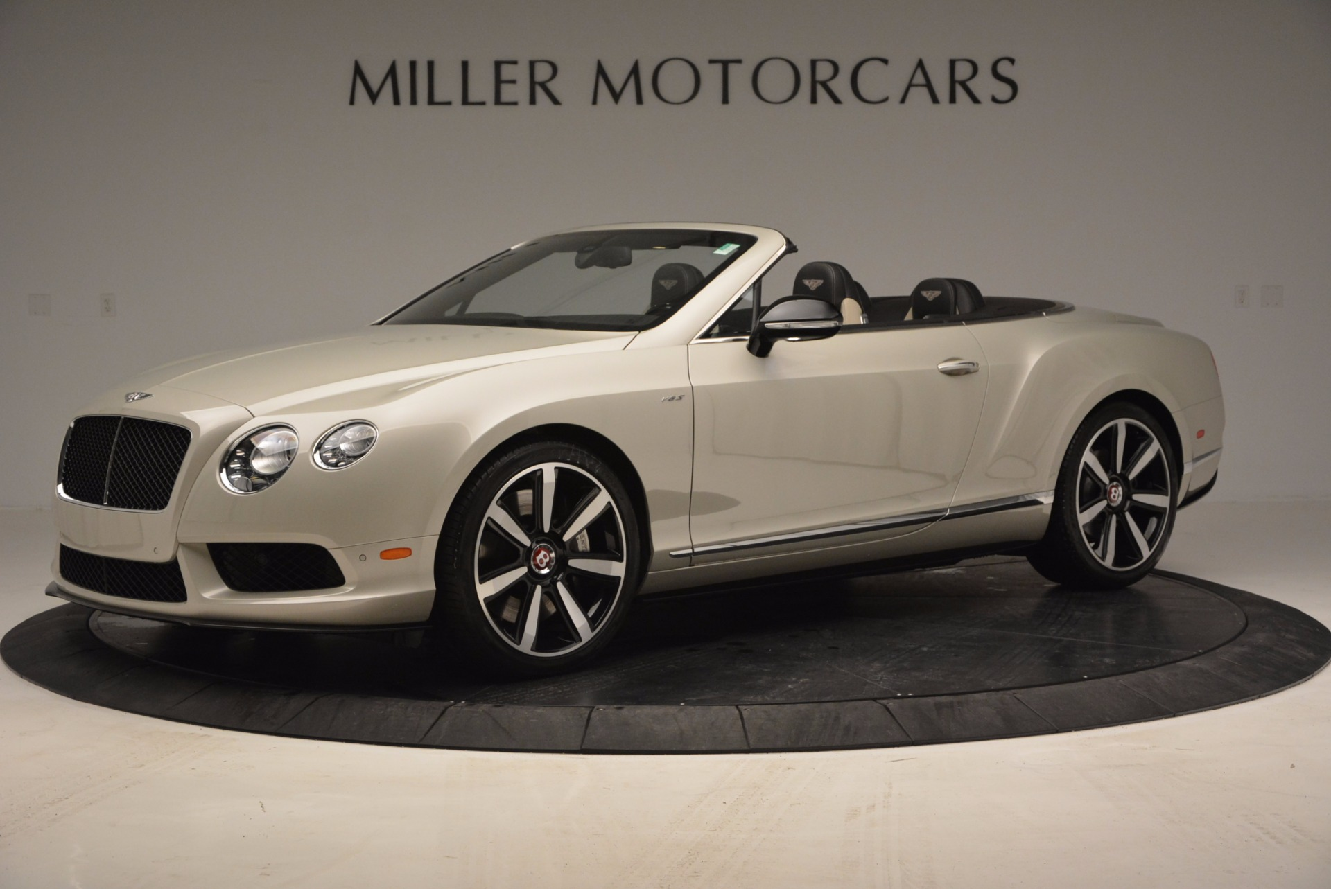 Used 2014 Bentley Continental GT V8 S For Sale In Greenwich, CT 774_p2