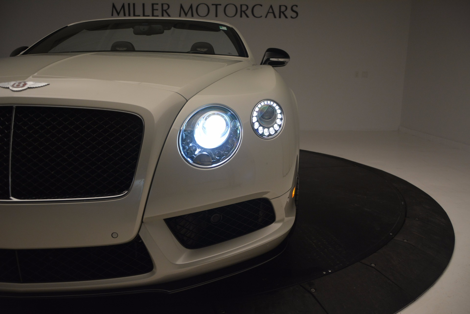Used 2014 Bentley Continental GT V8 S For Sale In Greenwich, CT 774_p31