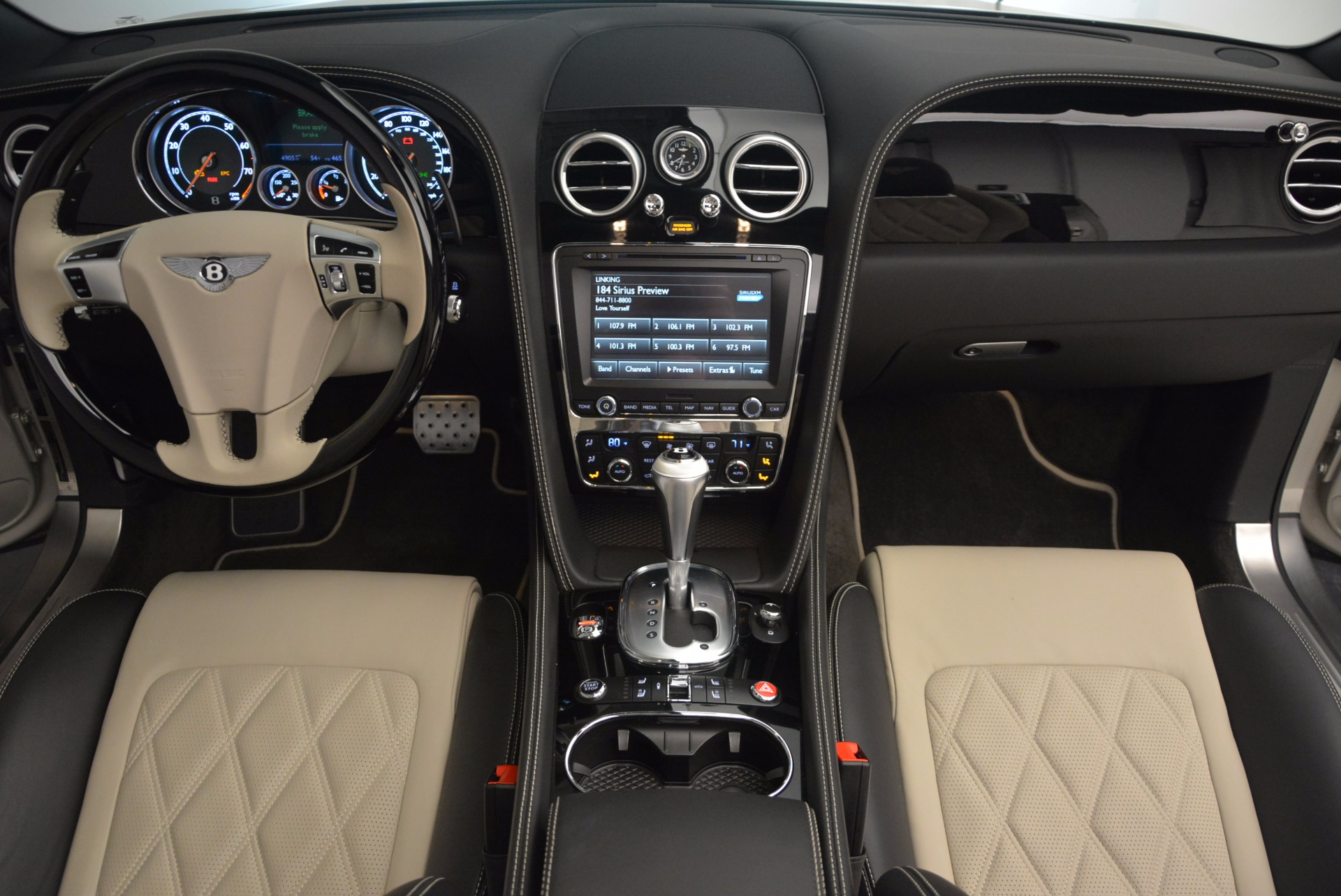Used 2014 Bentley Continental GT V8 S For Sale In Greenwich, CT 774_p53