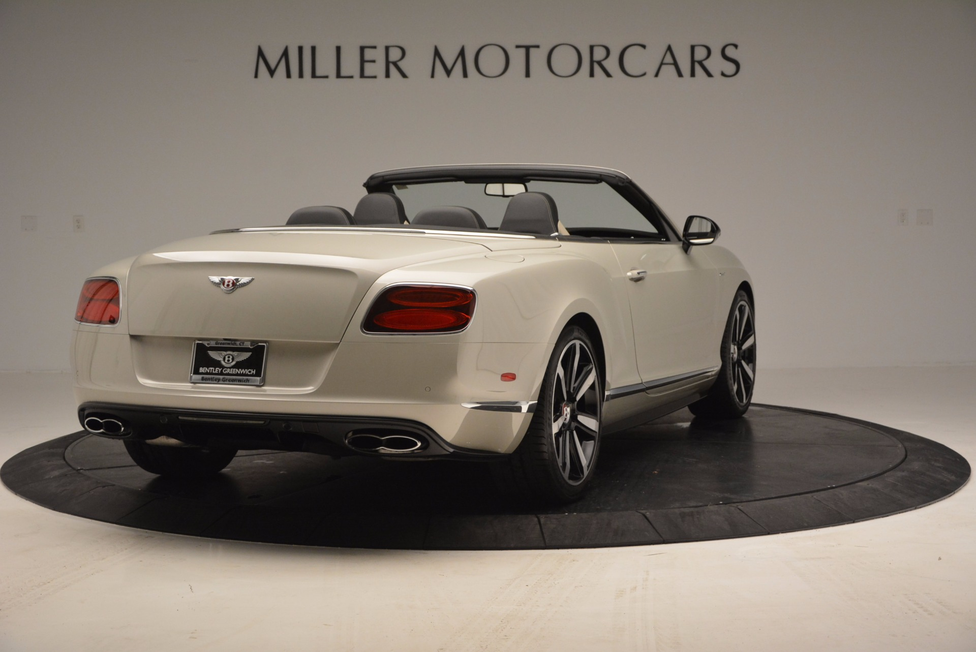 Used 2014 Bentley Continental GT V8 S For Sale In Greenwich, CT 774_p7
