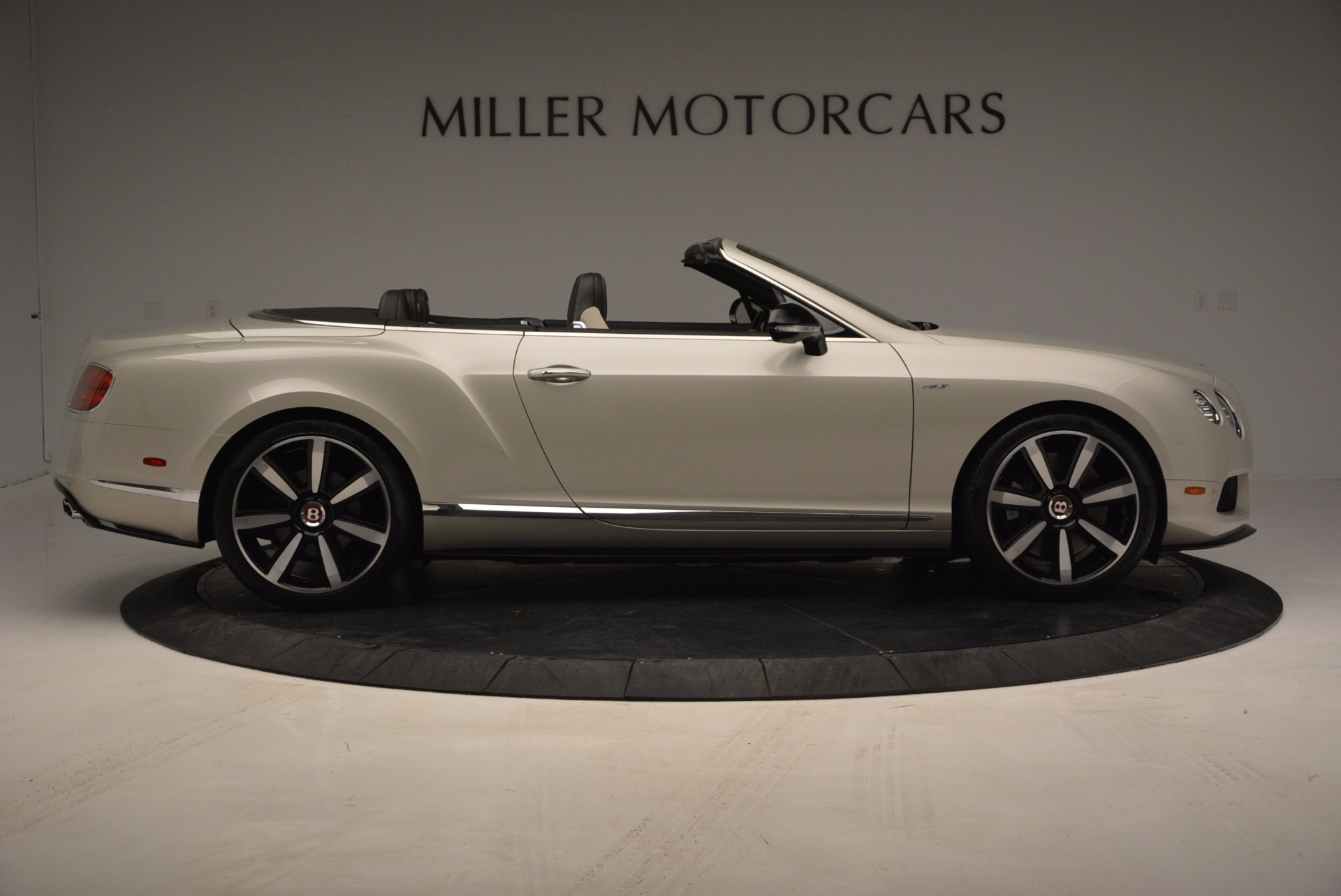 Used 2014 Bentley Continental GT V8 S For Sale In Greenwich, CT 774_p9