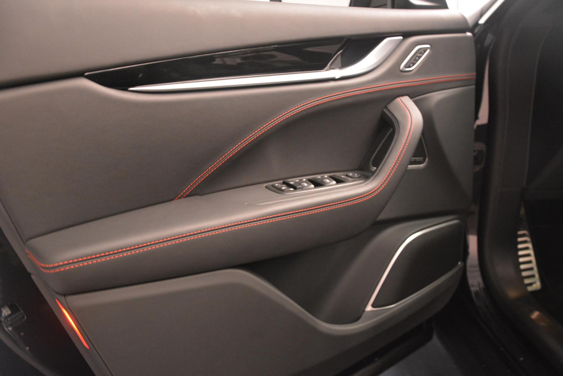 New 2017 Maserati Levante  For Sale In Greenwich, CT 775_p13
