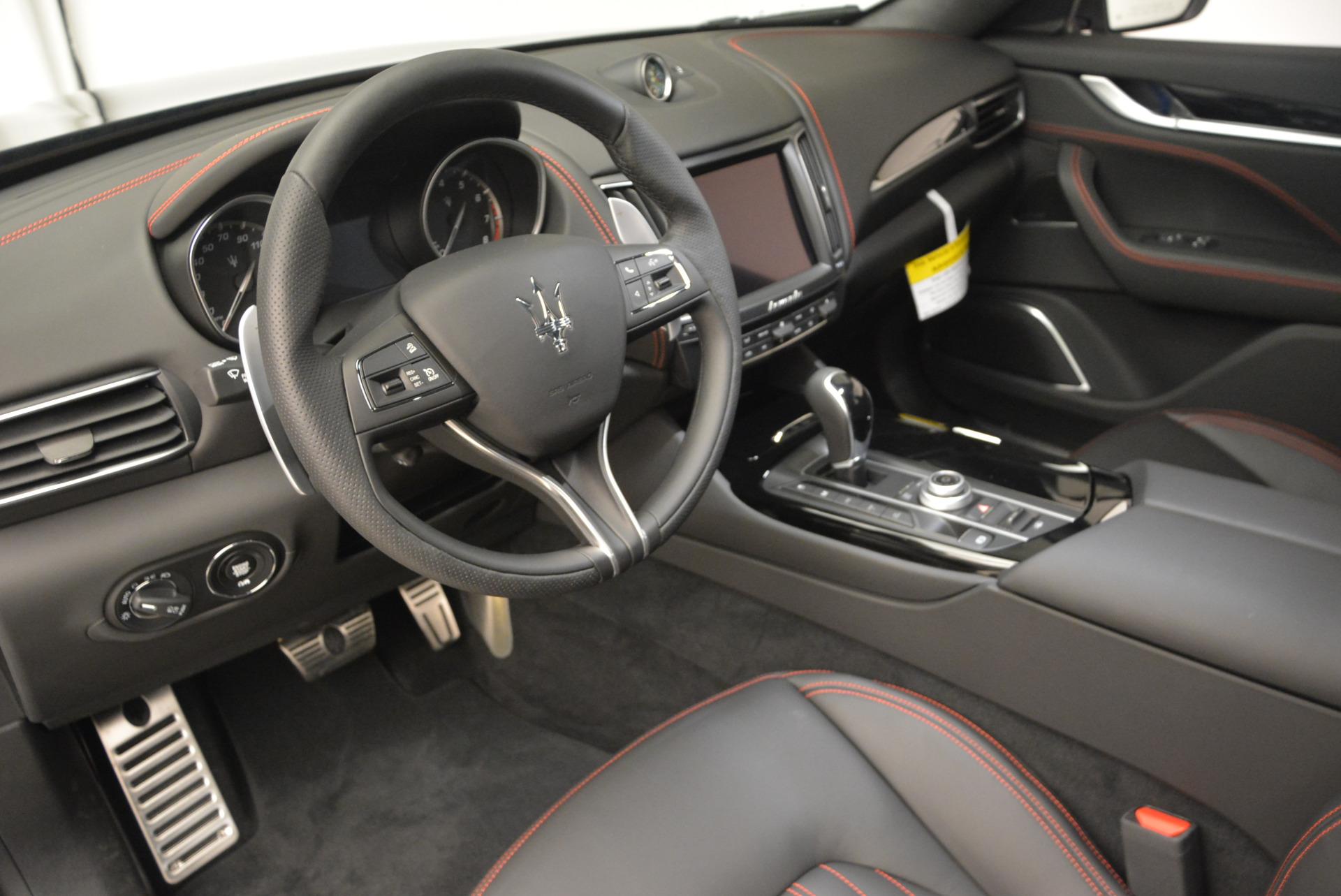 New 2017 Maserati Levante  For Sale In Greenwich, CT 775_p16