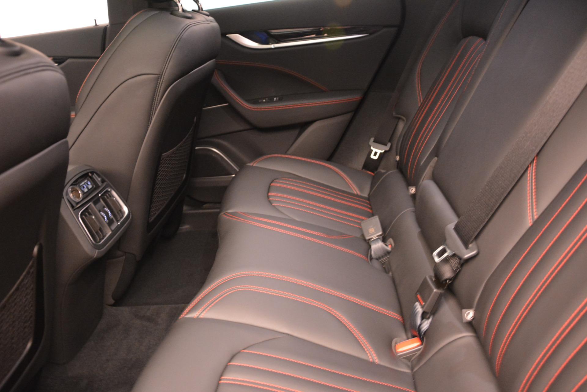 New 2017 Maserati Levante  For Sale In Greenwich, CT 775_p20