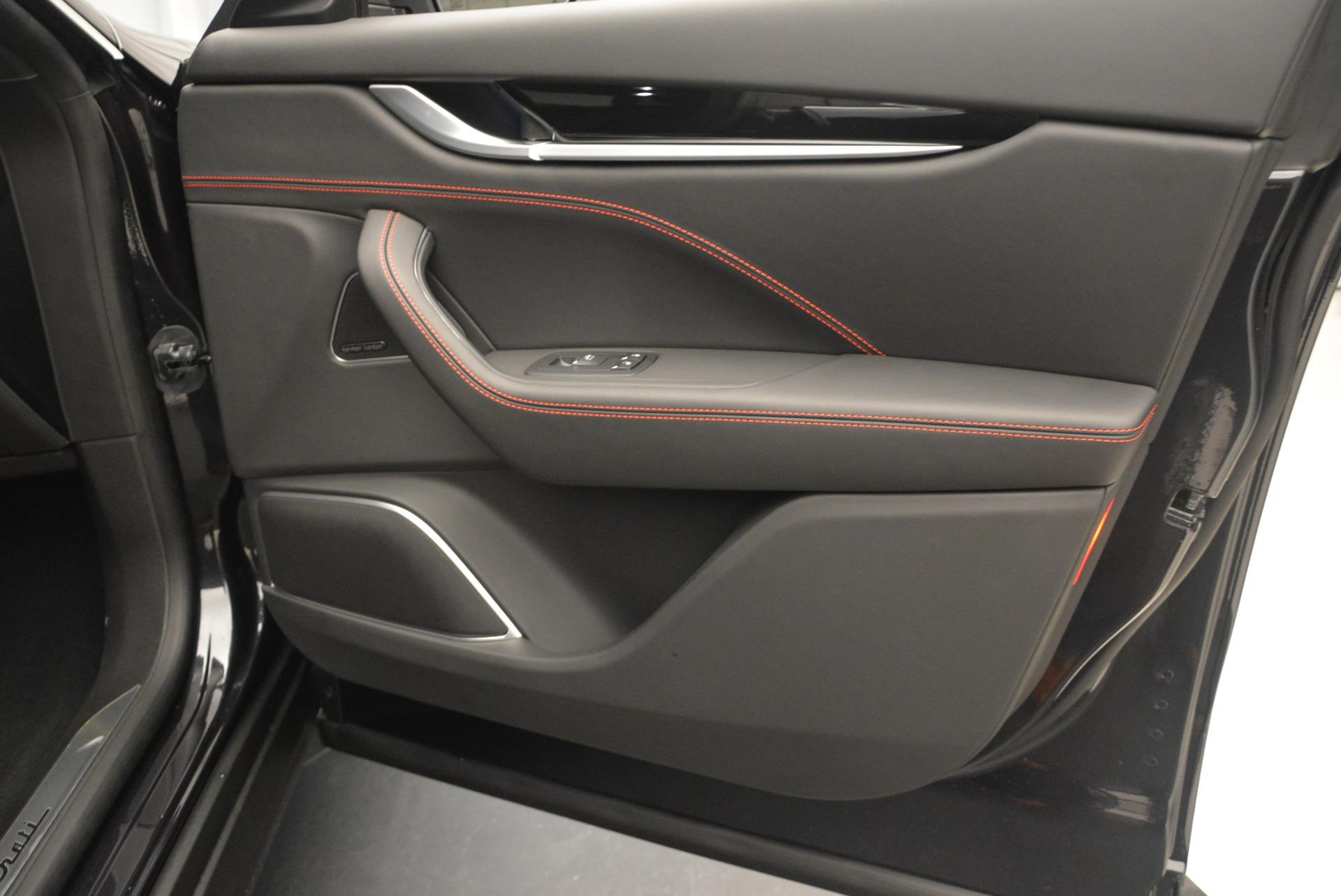 New 2017 Maserati Levante  For Sale In Greenwich, CT 775_p22