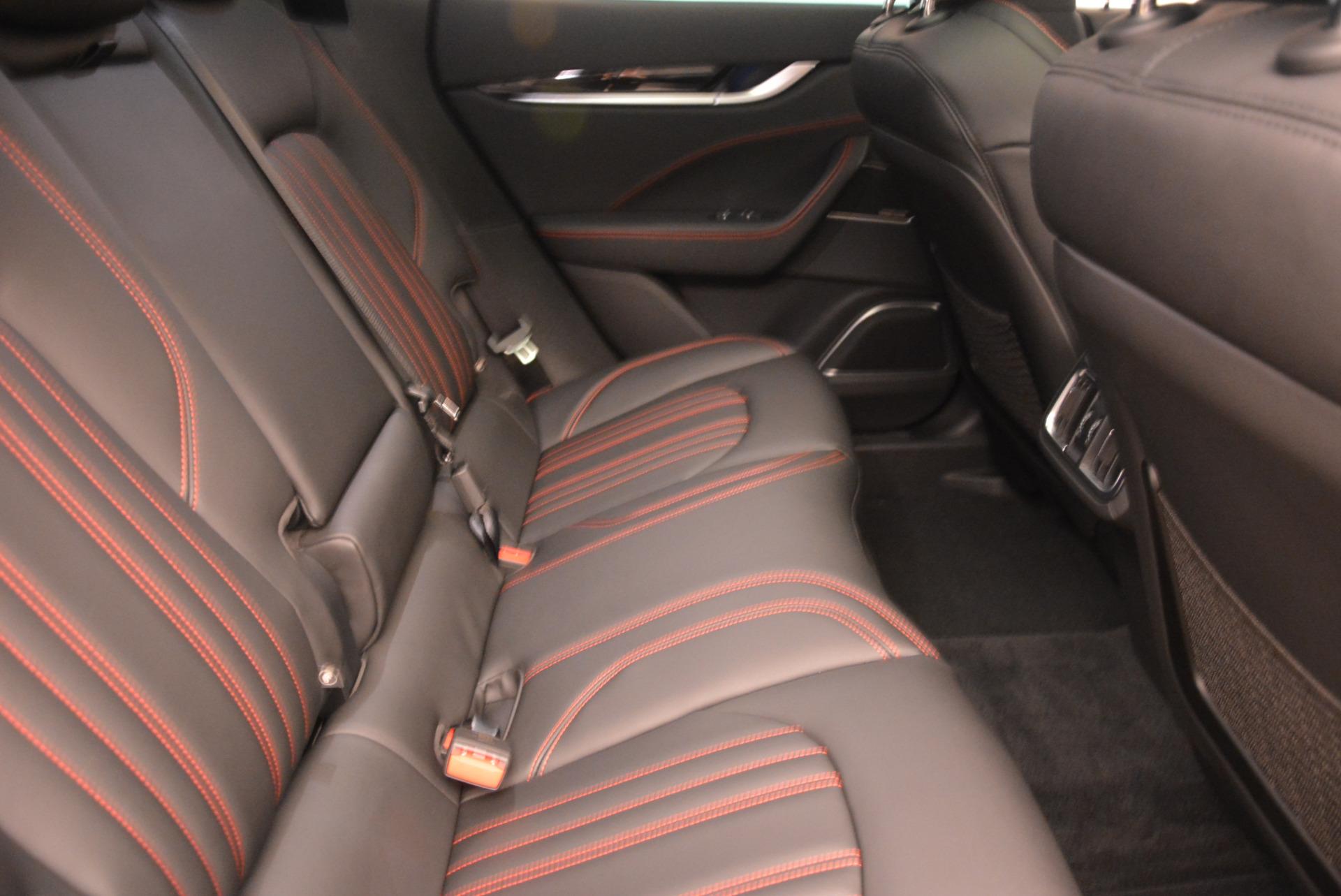 New 2017 Maserati Levante  For Sale In Greenwich, CT 775_p28