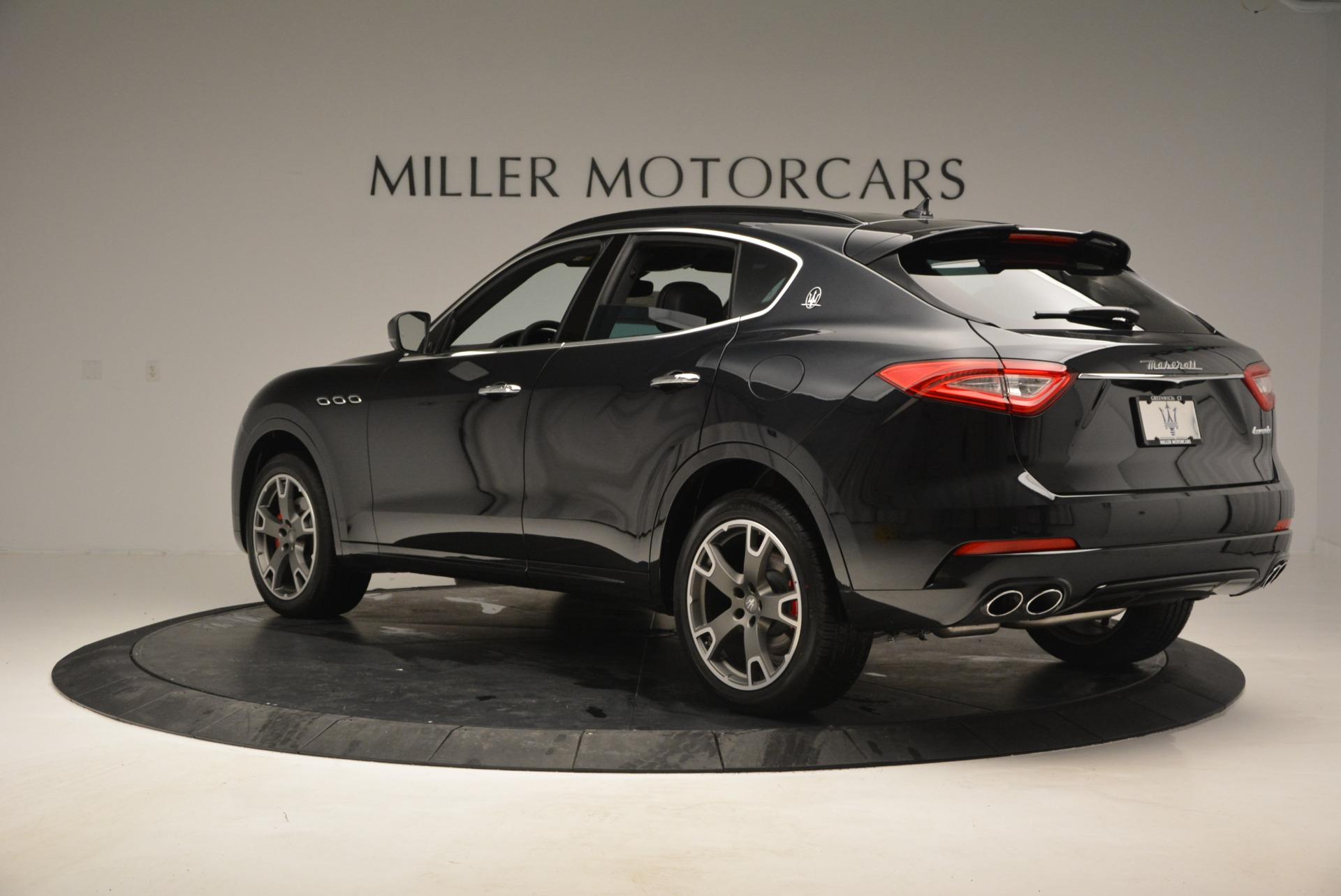 New 2017 Maserati Levante  For Sale In Greenwich, CT 775_p5
