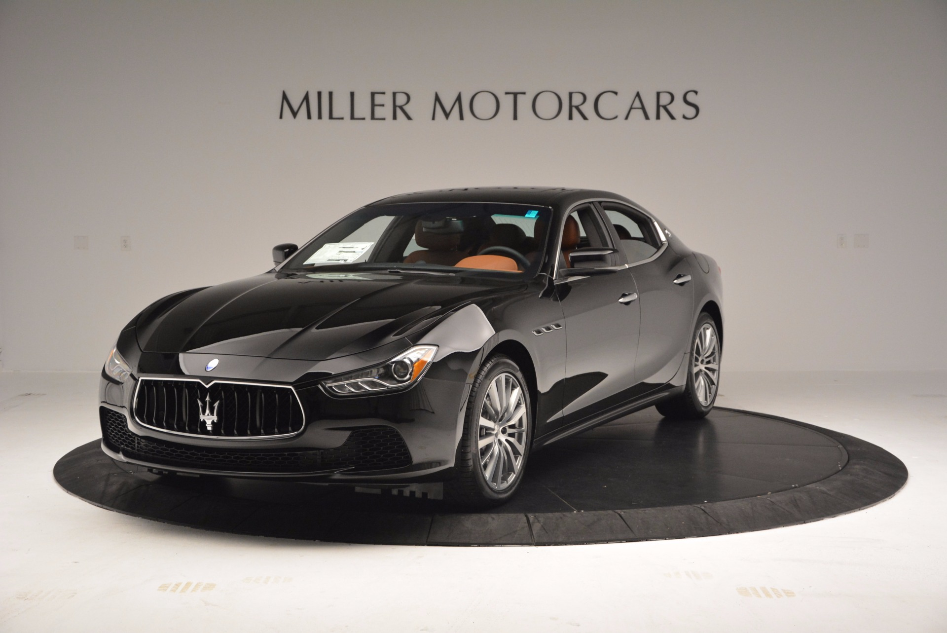 Used 2017 Maserati Ghibli S Q4 EX-Loaner For Sale In Greenwich, CT 776_main