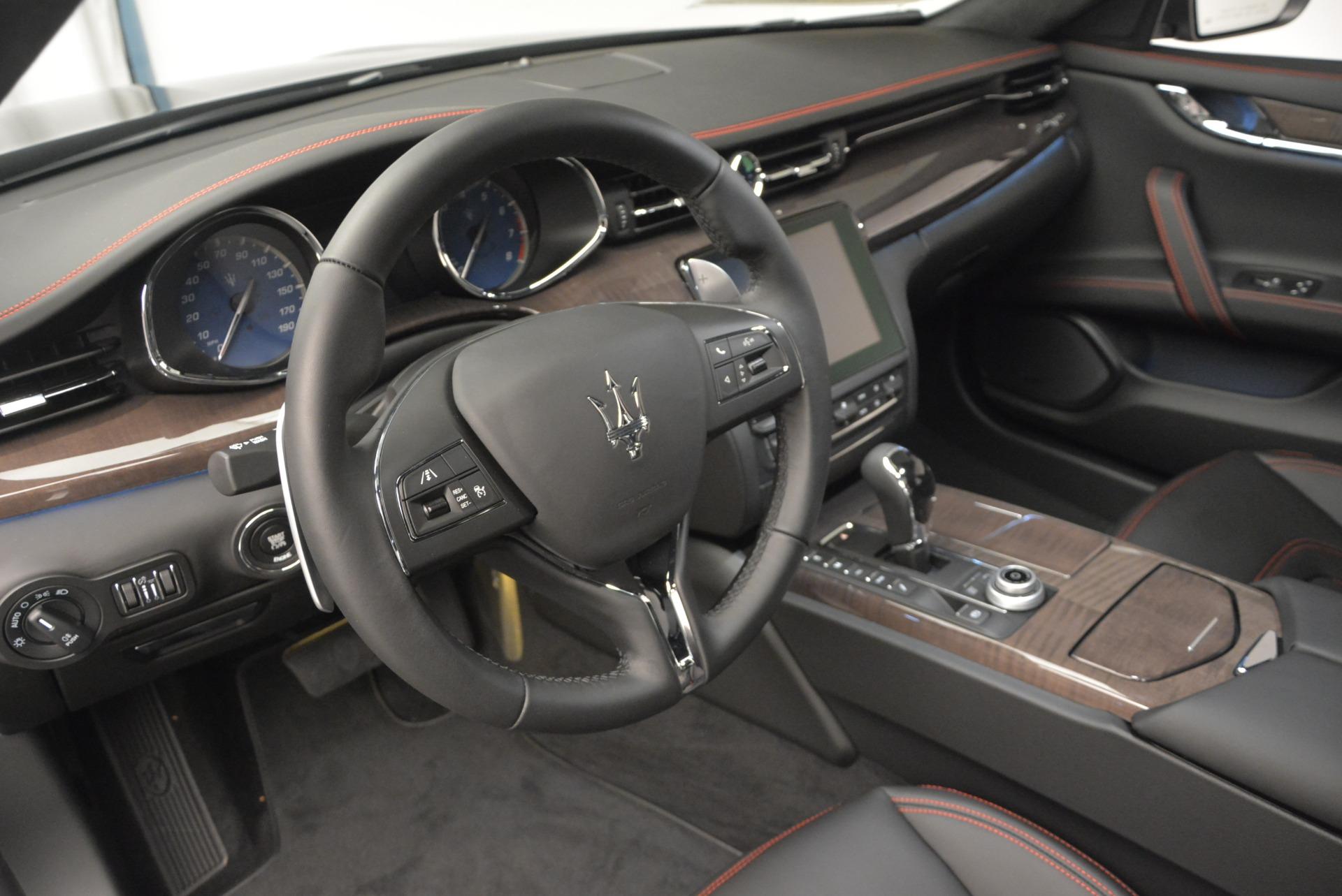New 2017 Maserati Quattroporte S Q4 GranLusso For Sale In Greenwich, CT 777_p13