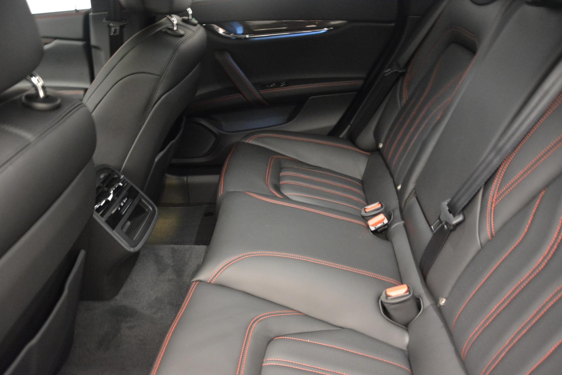 New 2017 Maserati Quattroporte S Q4 GranLusso For Sale In Greenwich, CT 777_p17
