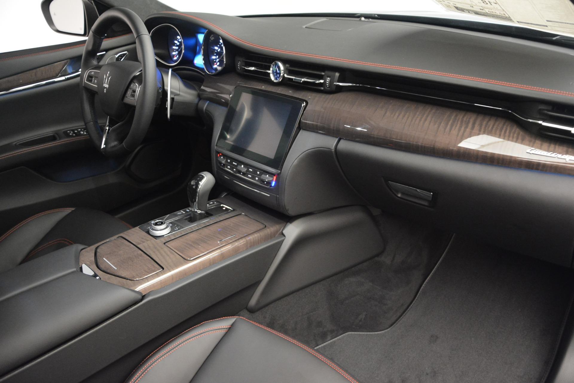 New 2017 Maserati Quattroporte S Q4 GranLusso For Sale In Greenwich, CT 777_p19