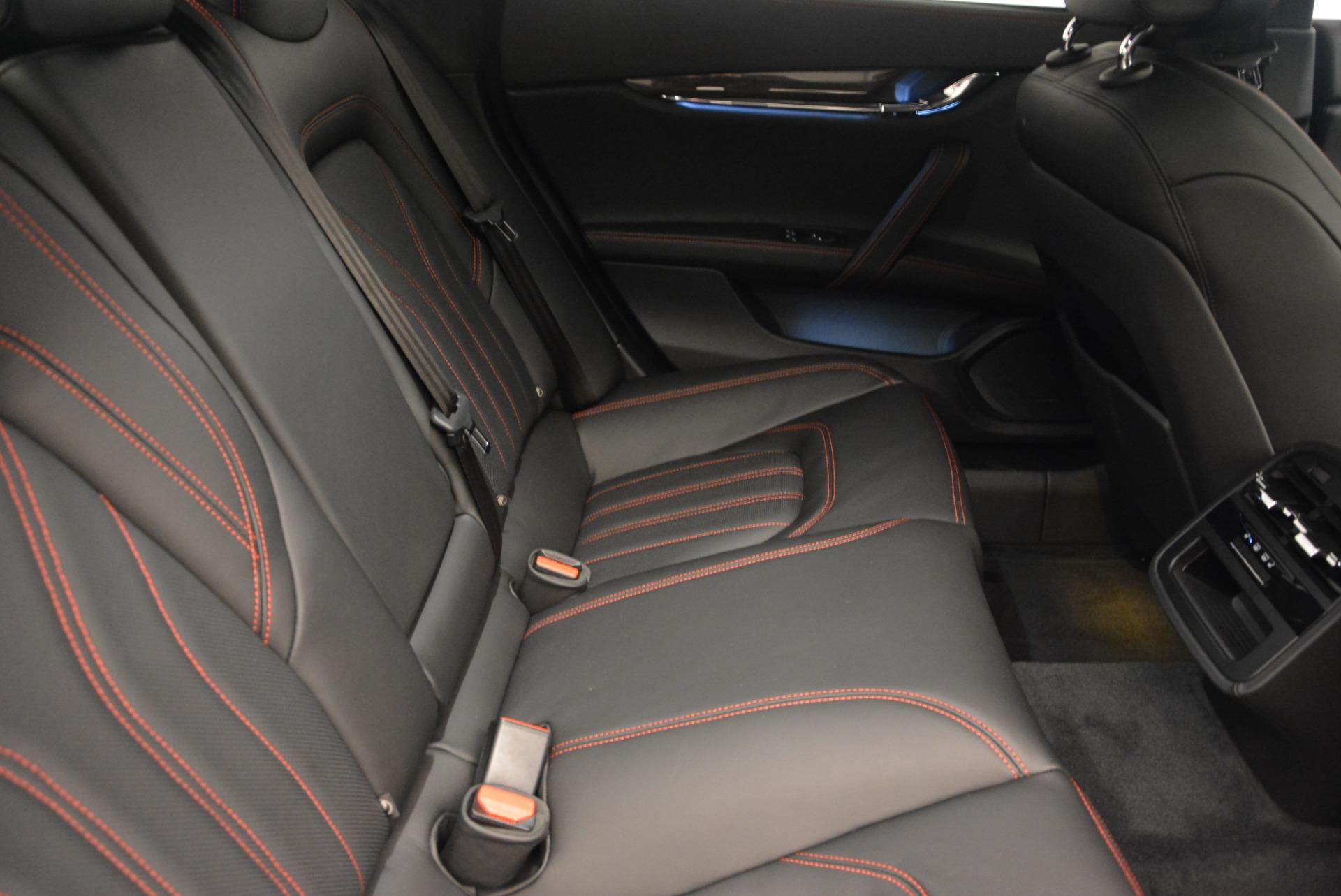 New 2017 Maserati Quattroporte S Q4 GranLusso For Sale In Greenwich, CT 777_p23