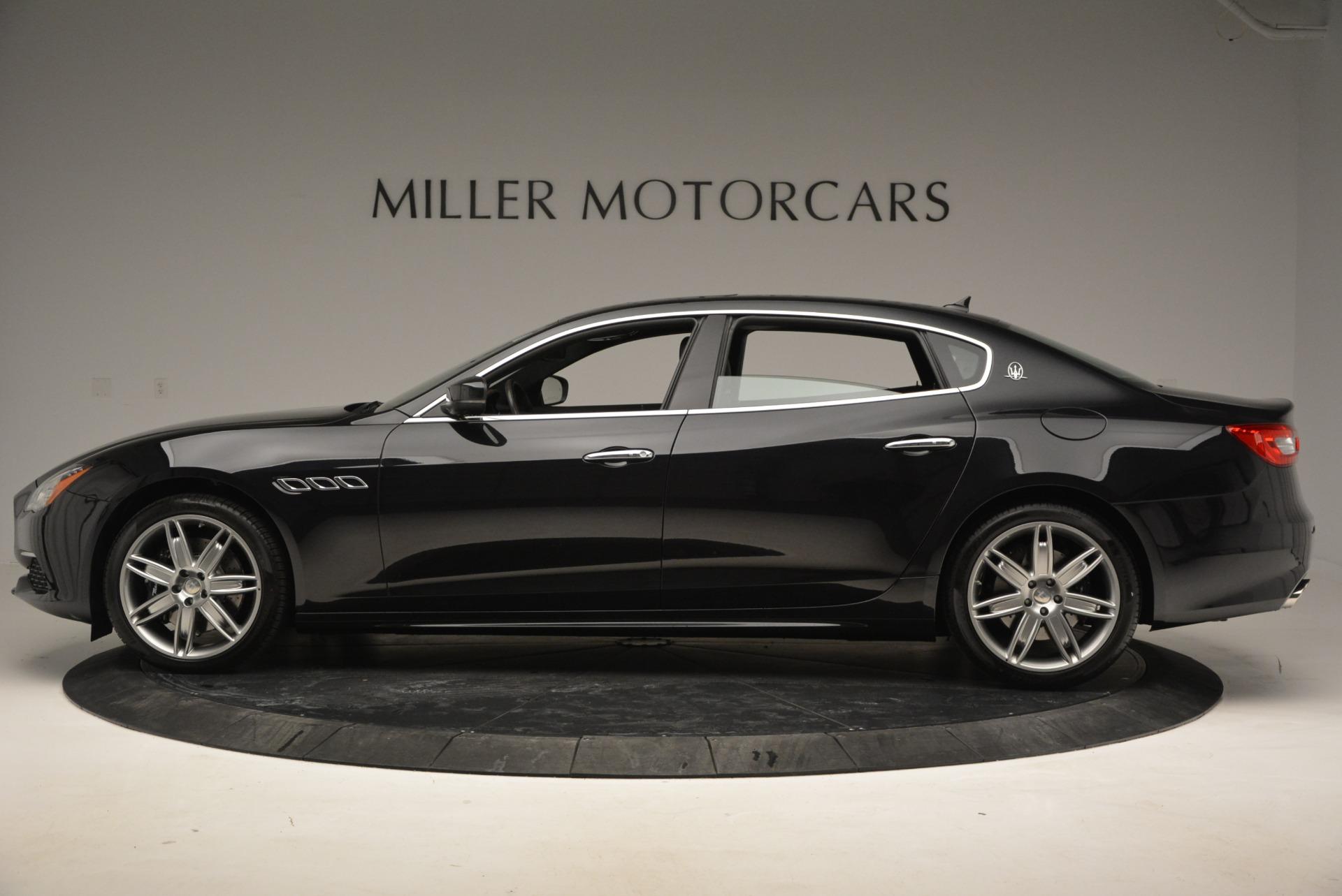 New 2017 Maserati Quattroporte S Q4 GranLusso For Sale In Greenwich, CT 777_p3