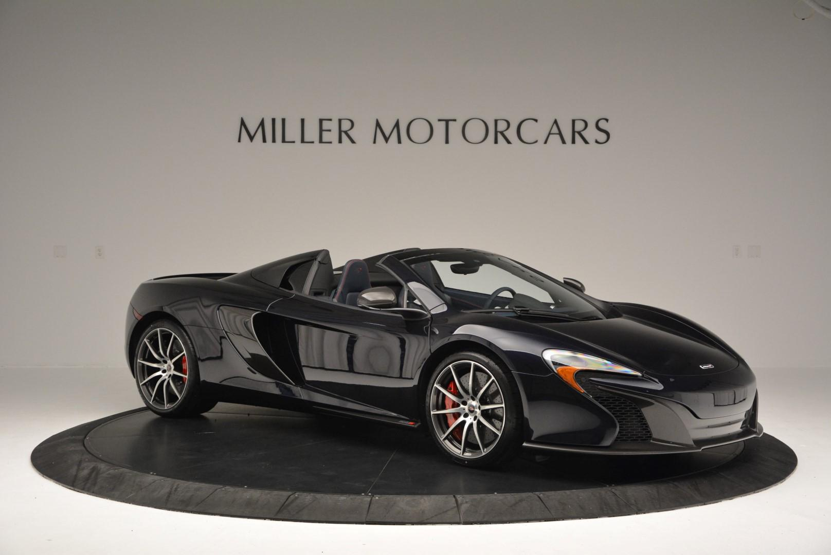 New 2016 McLaren 650S Spider  For Sale In Greenwich, CT 78_p10