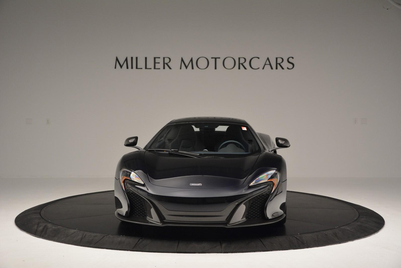 New 2016 McLaren 650S Spider  For Sale In Greenwich, CT 78_p14