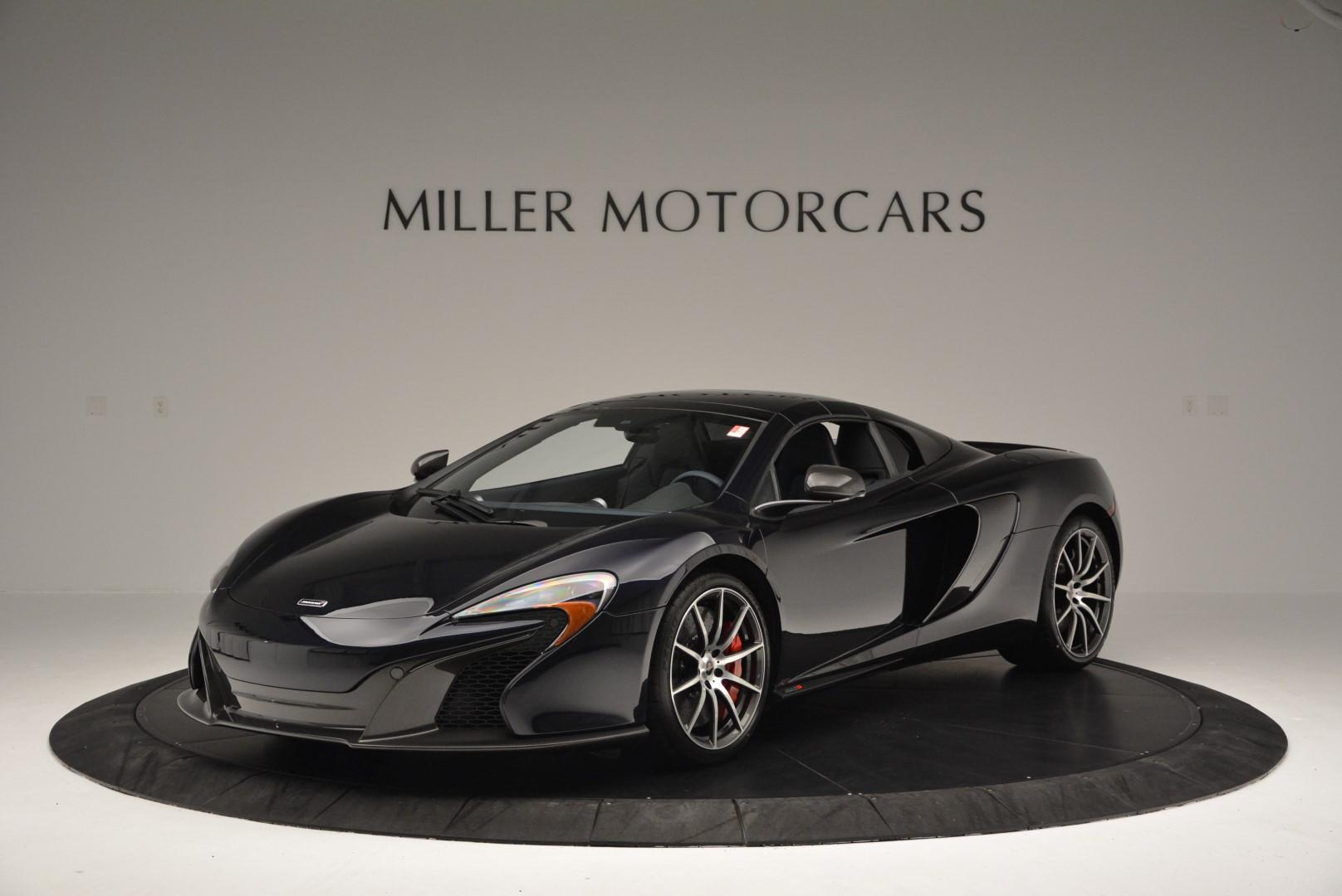 New 2016 McLaren 650S Spider  For Sale In Greenwich, CT 78_p15