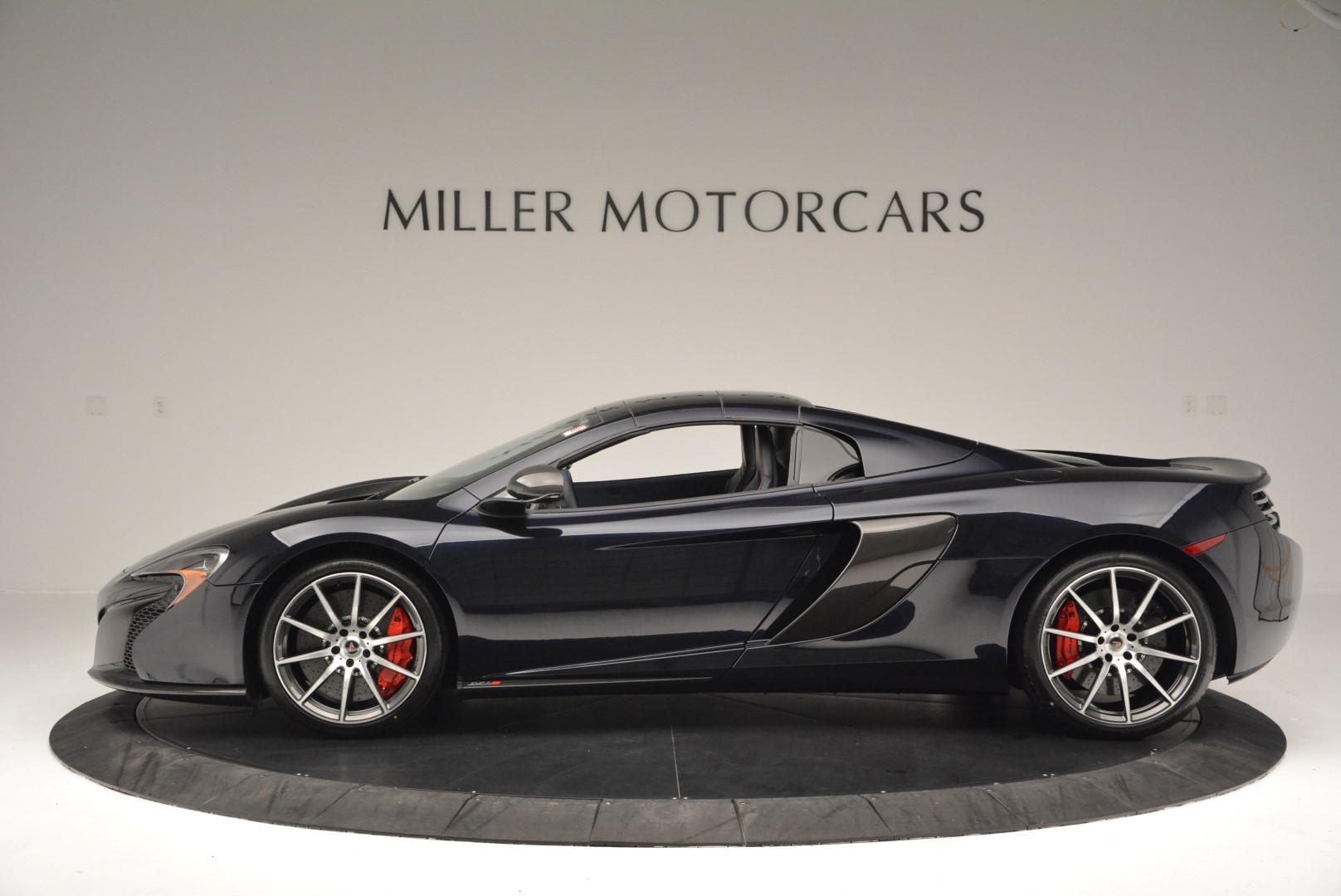New 2016 McLaren 650S Spider  For Sale In Greenwich, CT 78_p16