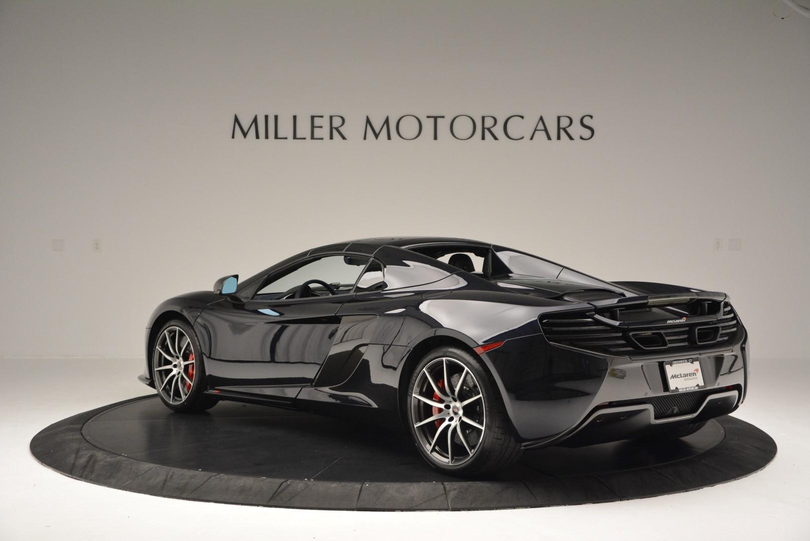 New 2016 McLaren 650S Spider  For Sale In Greenwich, CT 78_p17