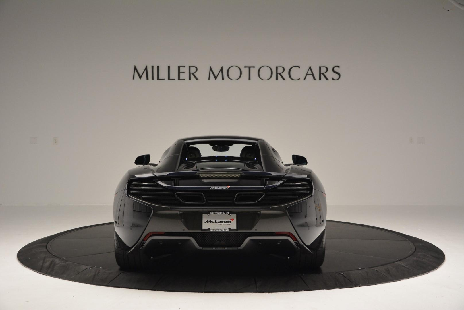 New 2016 McLaren 650S Spider  For Sale In Greenwich, CT 78_p18