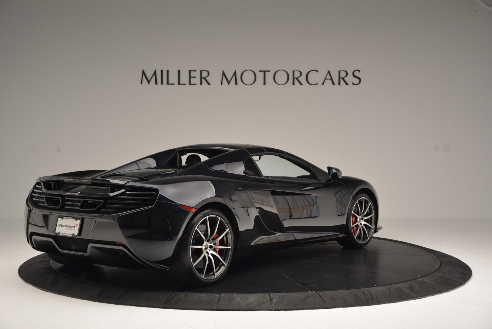 New 2016 McLaren 650S Spider  For Sale In Greenwich, CT 78_p19