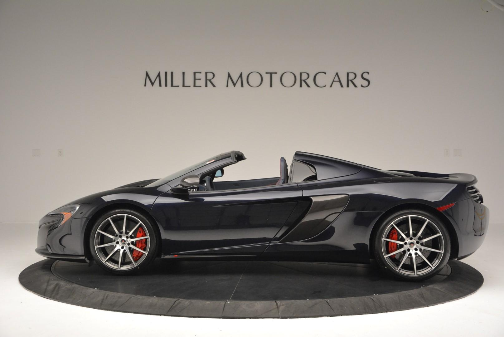 New 2016 McLaren 650S Spider  For Sale In Greenwich, CT 78_p3