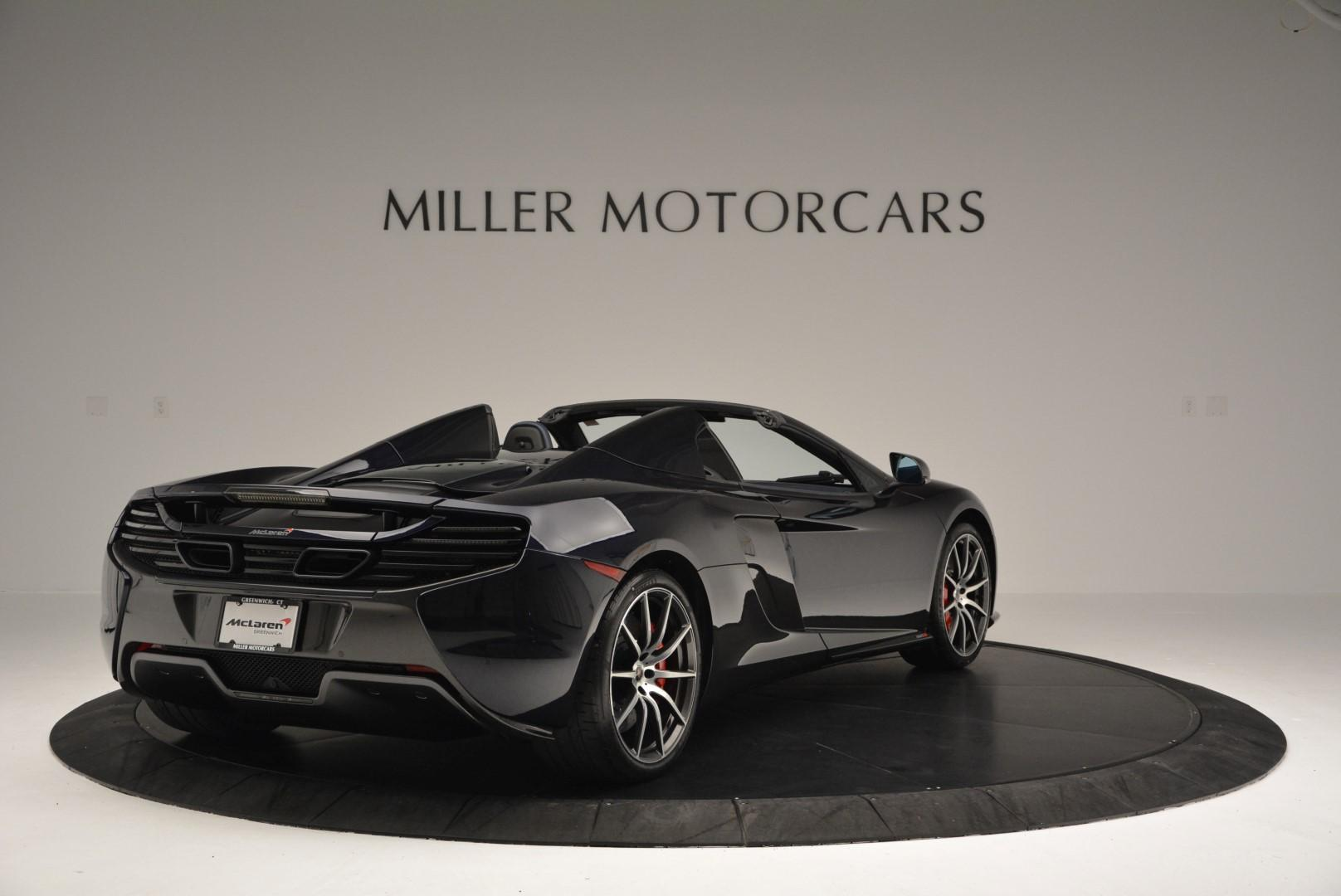 New 2016 McLaren 650S Spider  For Sale In Greenwich, CT 78_p7