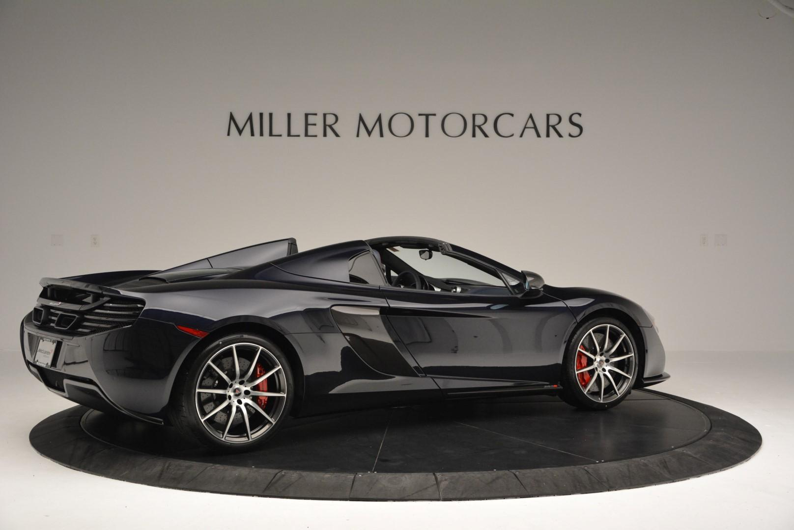 New 2016 McLaren 650S Spider  For Sale In Greenwich, CT 78_p8