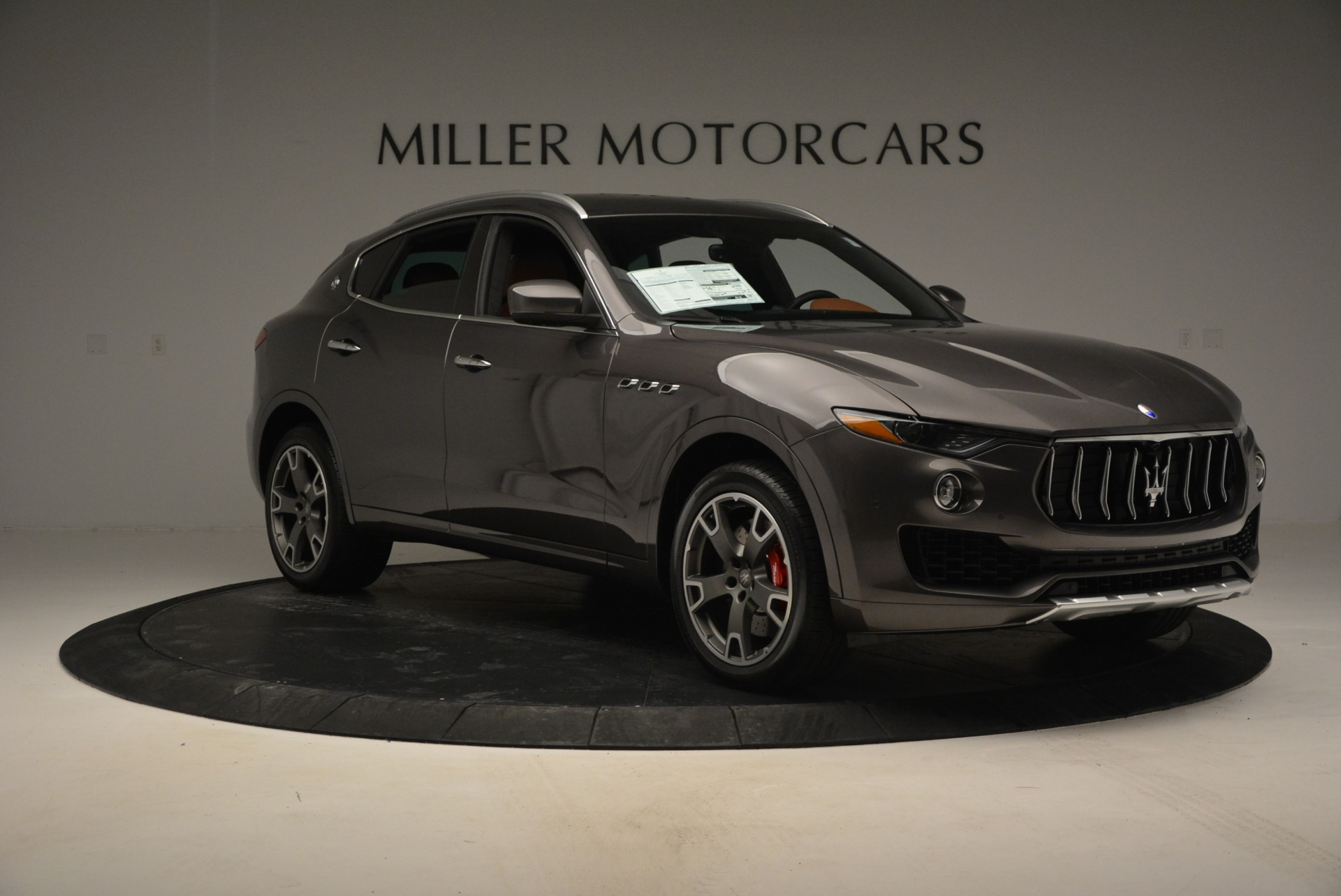 New 2017 Maserati Levante S For Sale In Greenwich, CT 781_p11