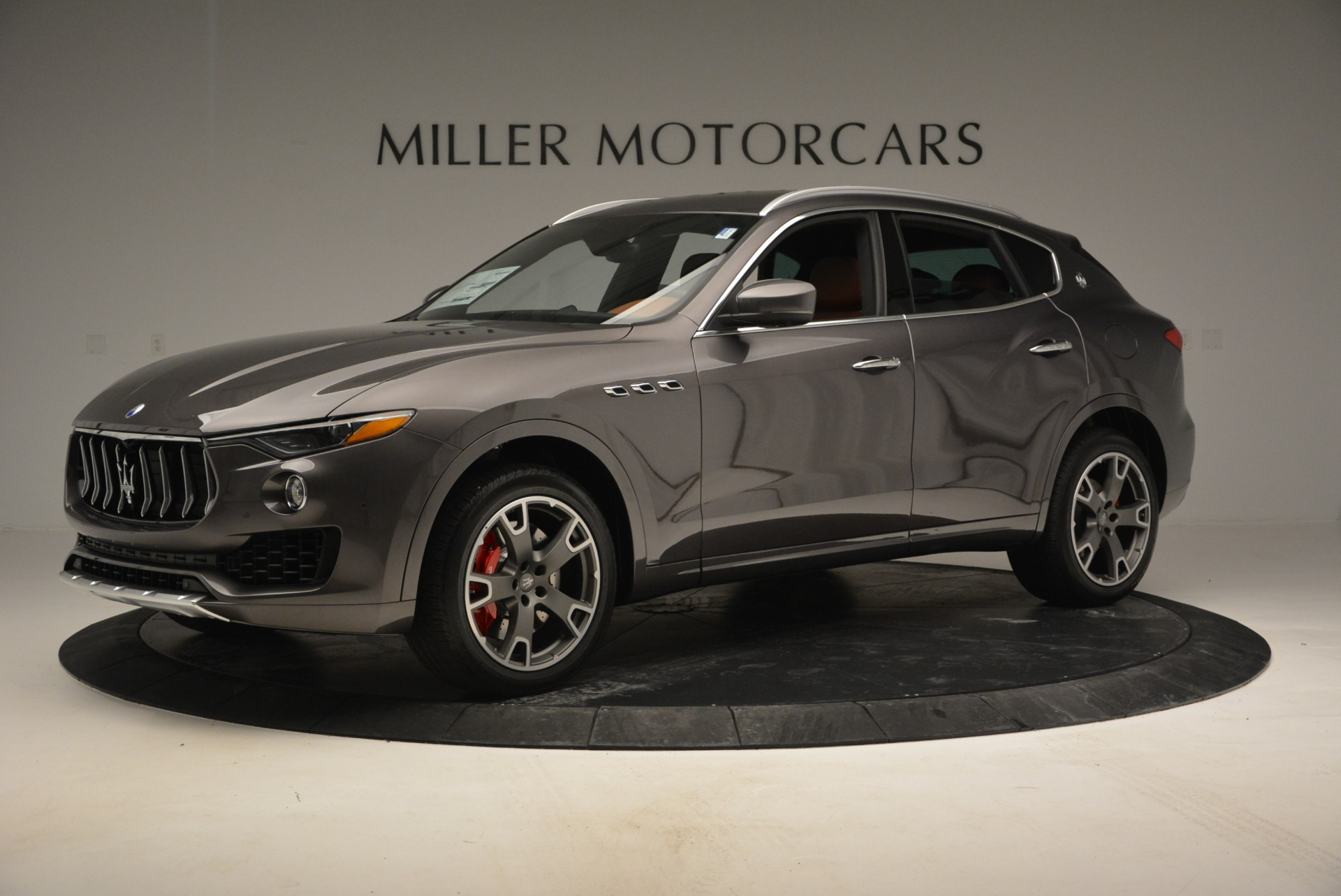 New 2017 Maserati Levante S For Sale In Greenwich, CT 781_p2