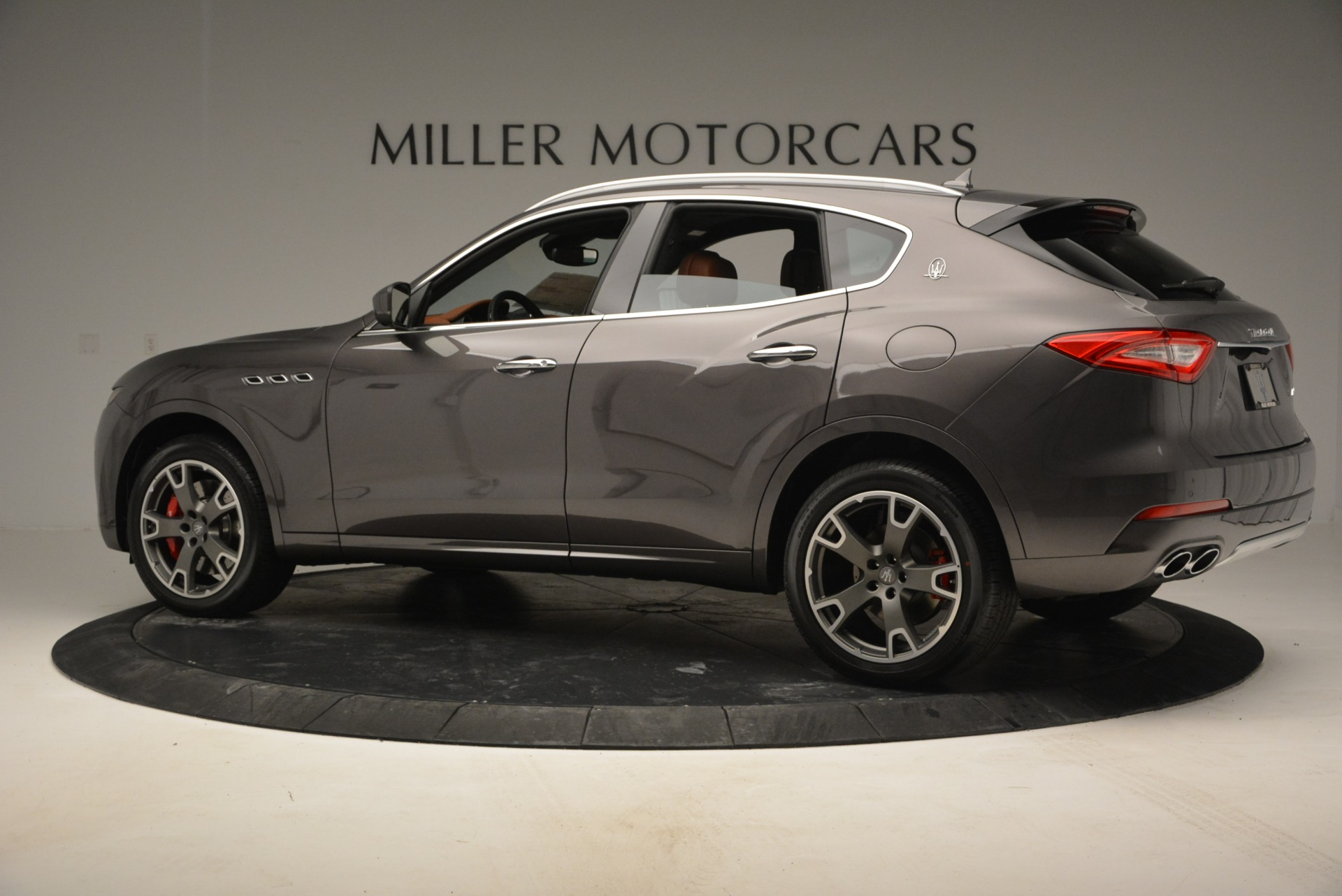 New 2017 Maserati Levante S For Sale In Greenwich, CT 781_p4