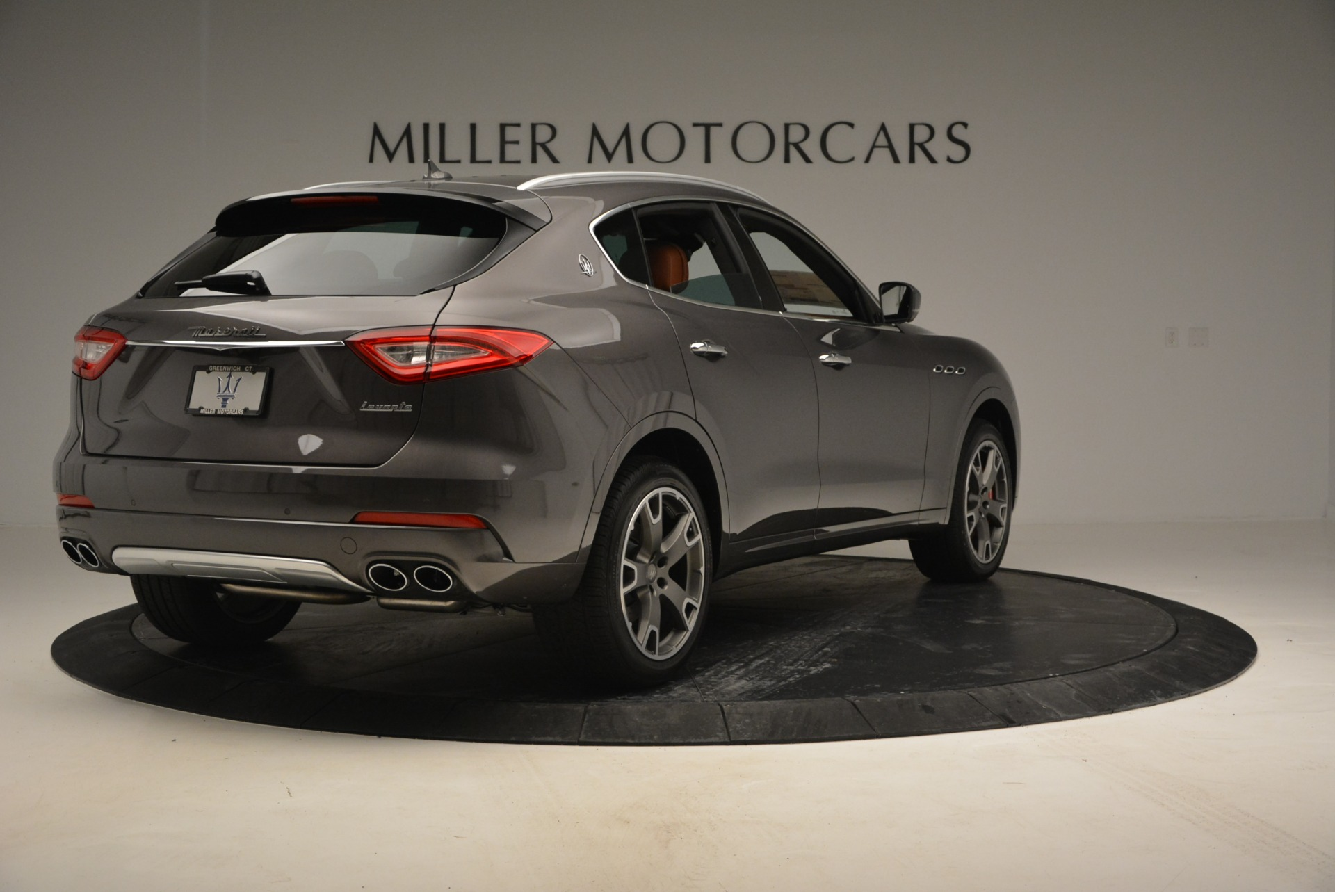 New 2017 Maserati Levante S For Sale In Greenwich, CT 781_p7