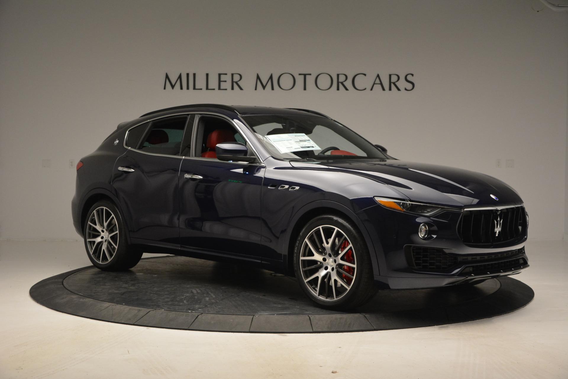 New 2017 Maserati Levante S For Sale In Greenwich, CT 782_p10