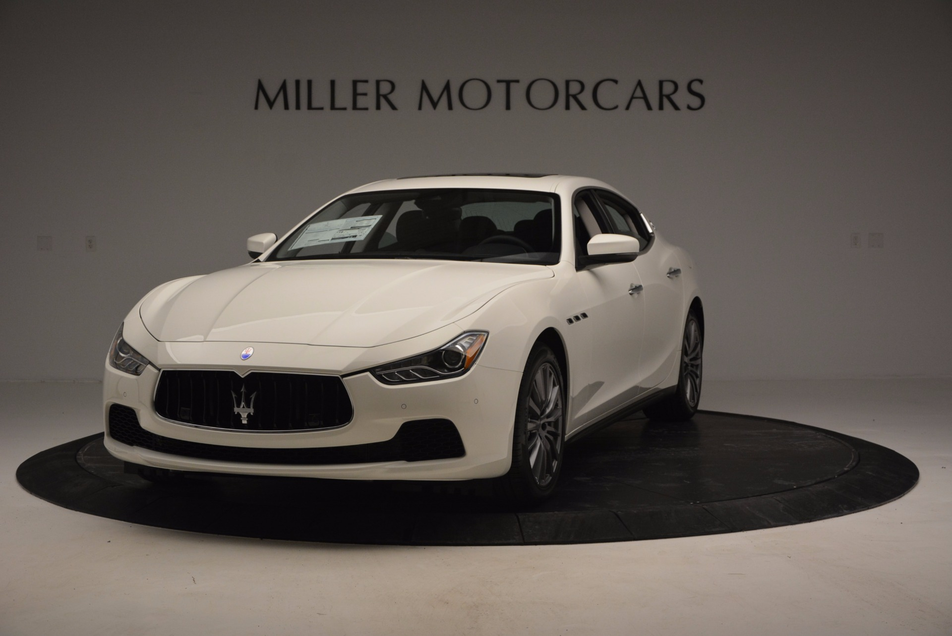 Used 2017 Maserati Ghibli S Q4 Ex-Loaner For Sale In Greenwich, CT 783_main