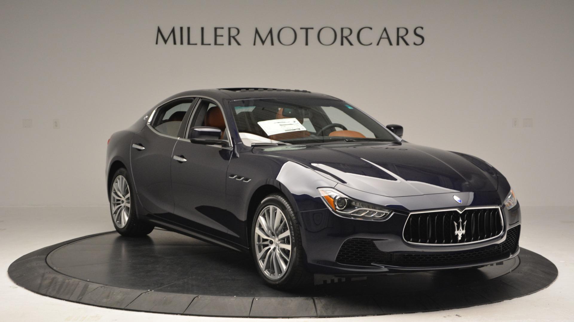 New 2017 Maserati Ghibli S Q4 For Sale In Greenwich, CT 784_p11