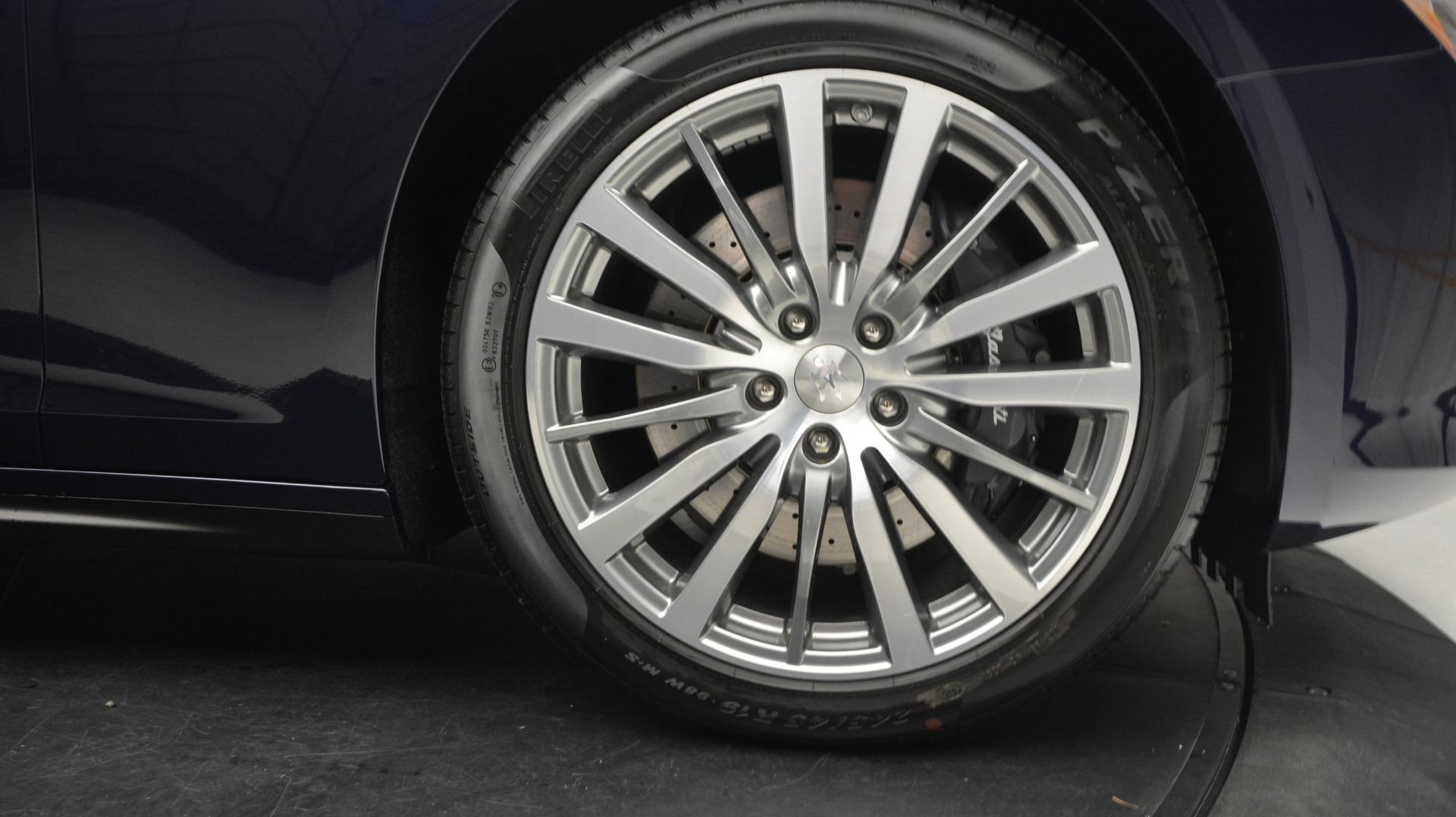 New 2017 Maserati Ghibli S Q4 For Sale In Greenwich, CT 784_p25