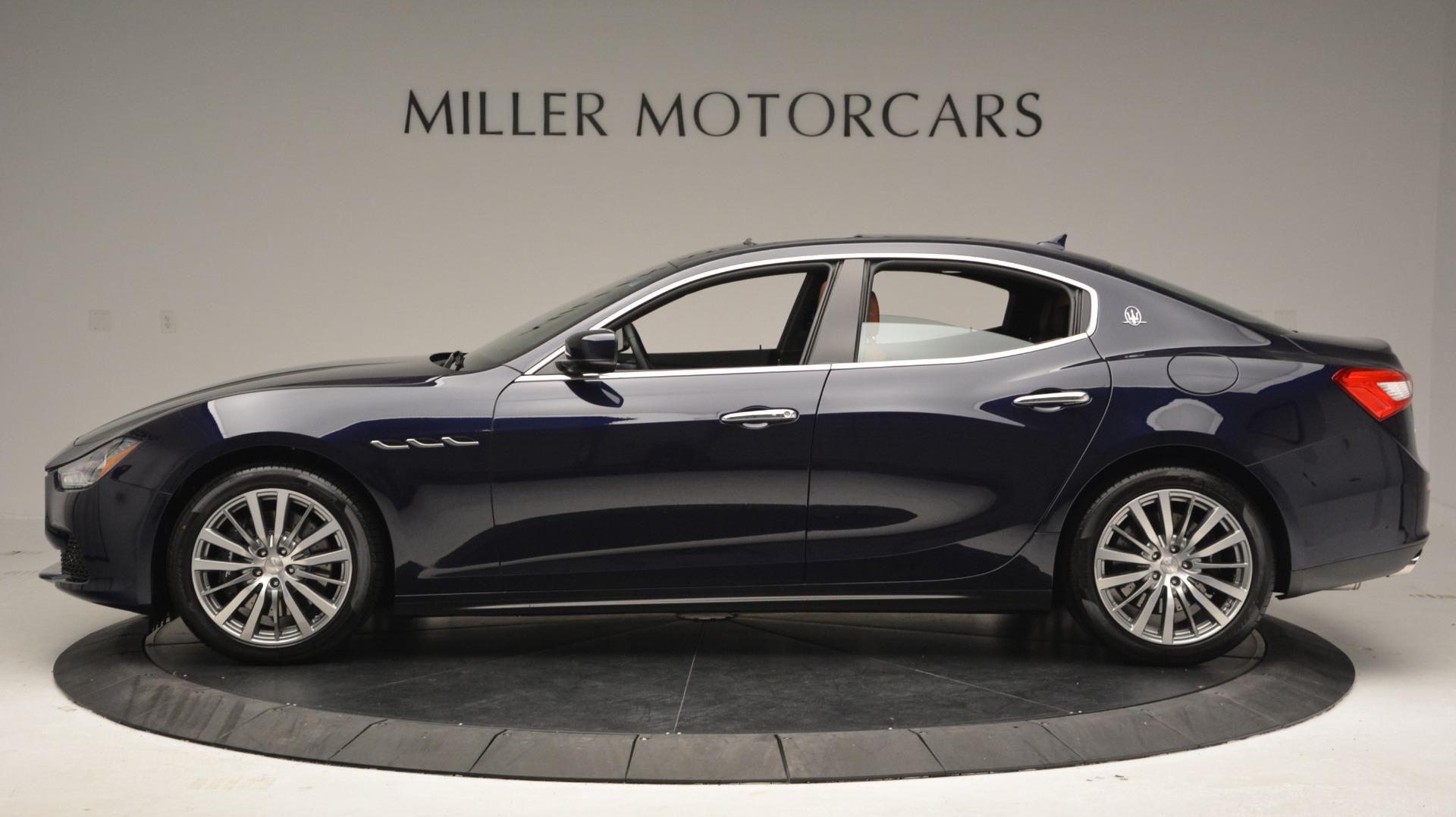 New 2017 Maserati Ghibli S Q4 For Sale In Greenwich, CT 784_p3