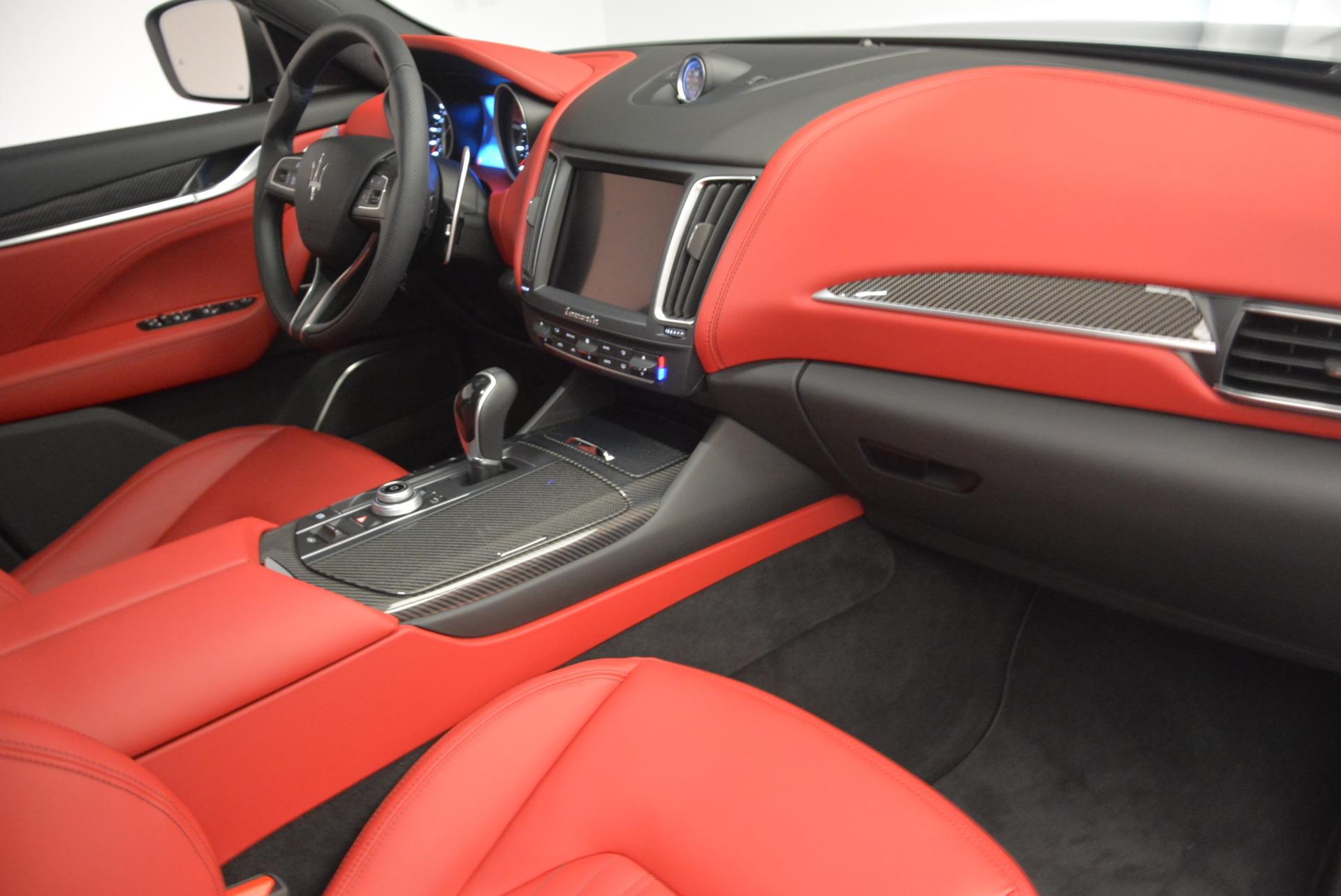 New 2017 Maserati Levante S For Sale In Greenwich, CT 787_p21