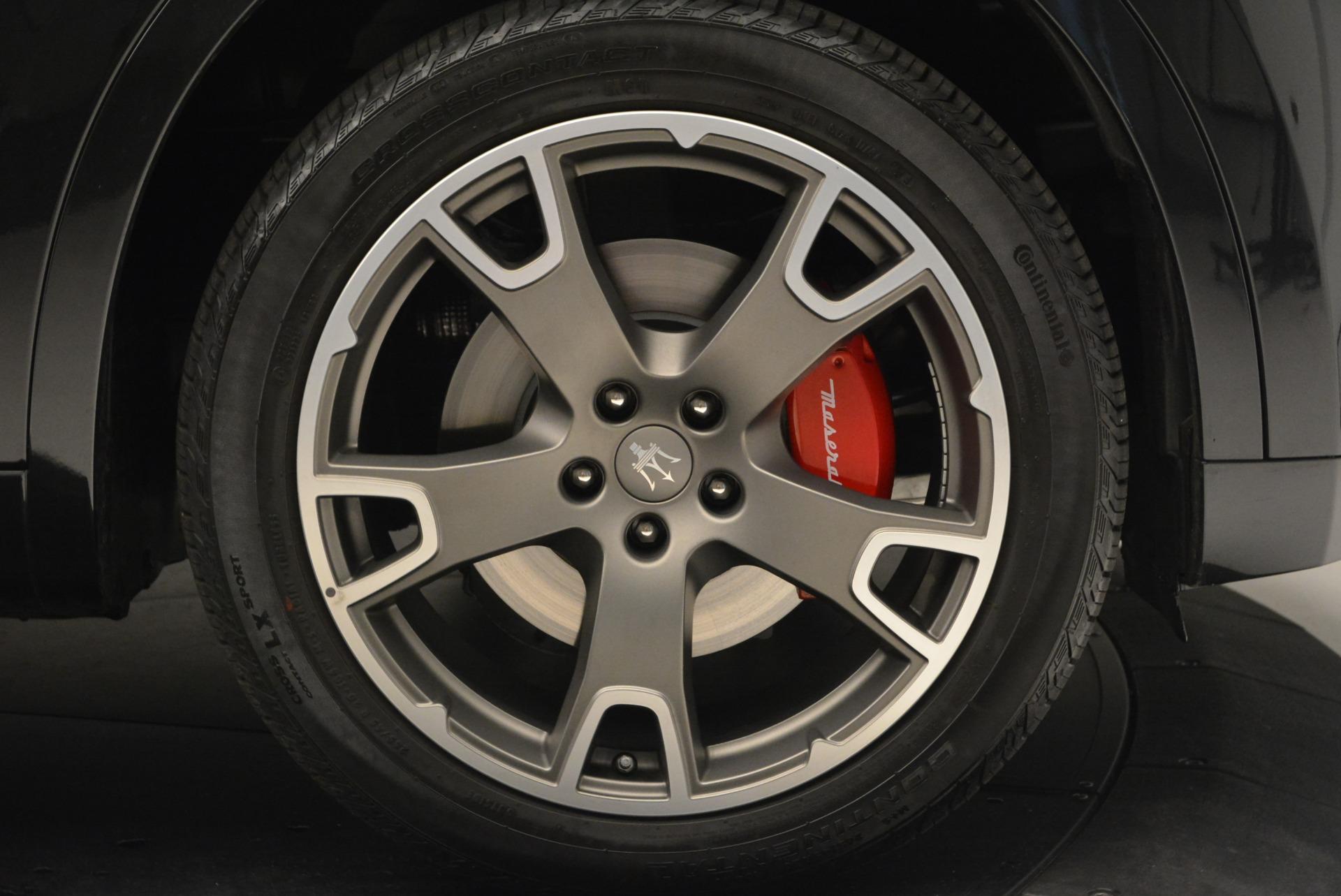 New 2017 Maserati Levante S For Sale In Greenwich, CT 787_p28