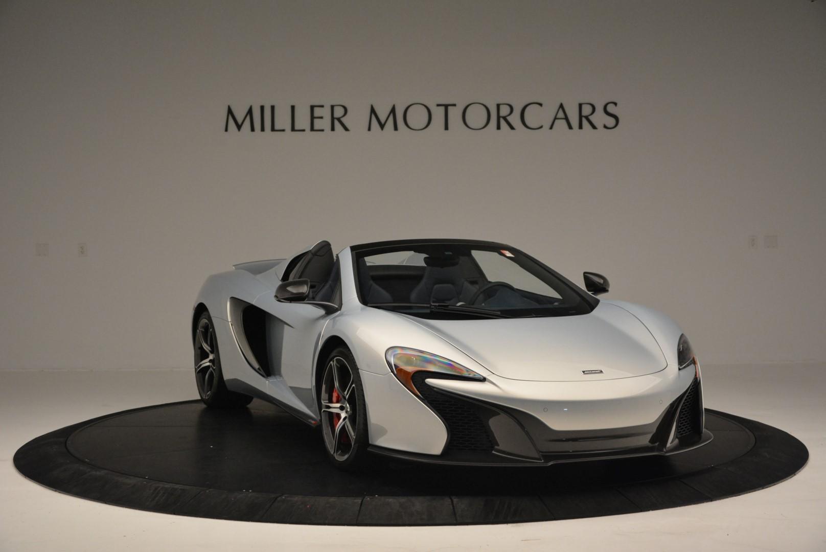 New 2016 McLaren 650S Spider  For Sale In Greenwich, CT 79_p11