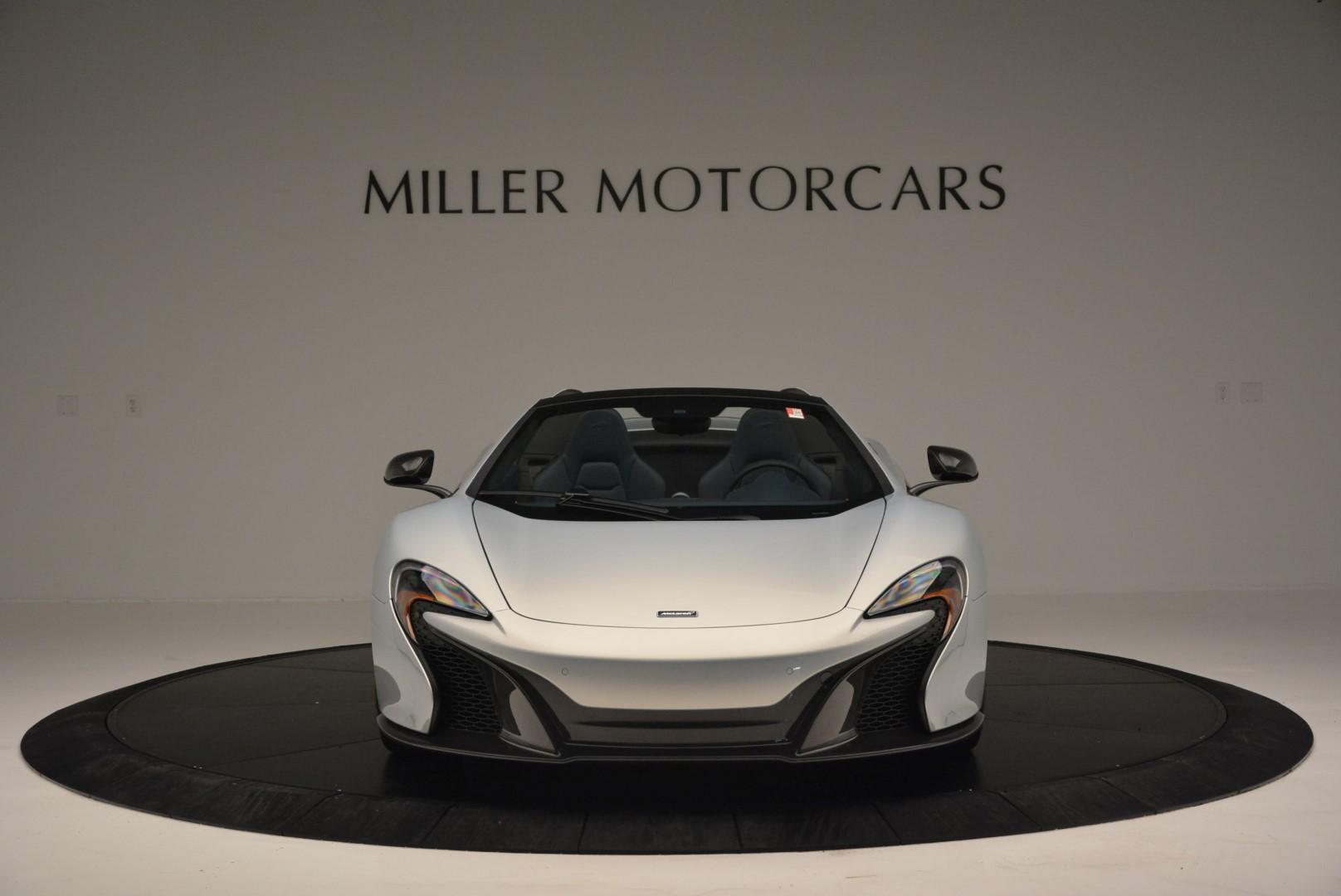 New 2016 McLaren 650S Spider  For Sale In Greenwich, CT 79_p12