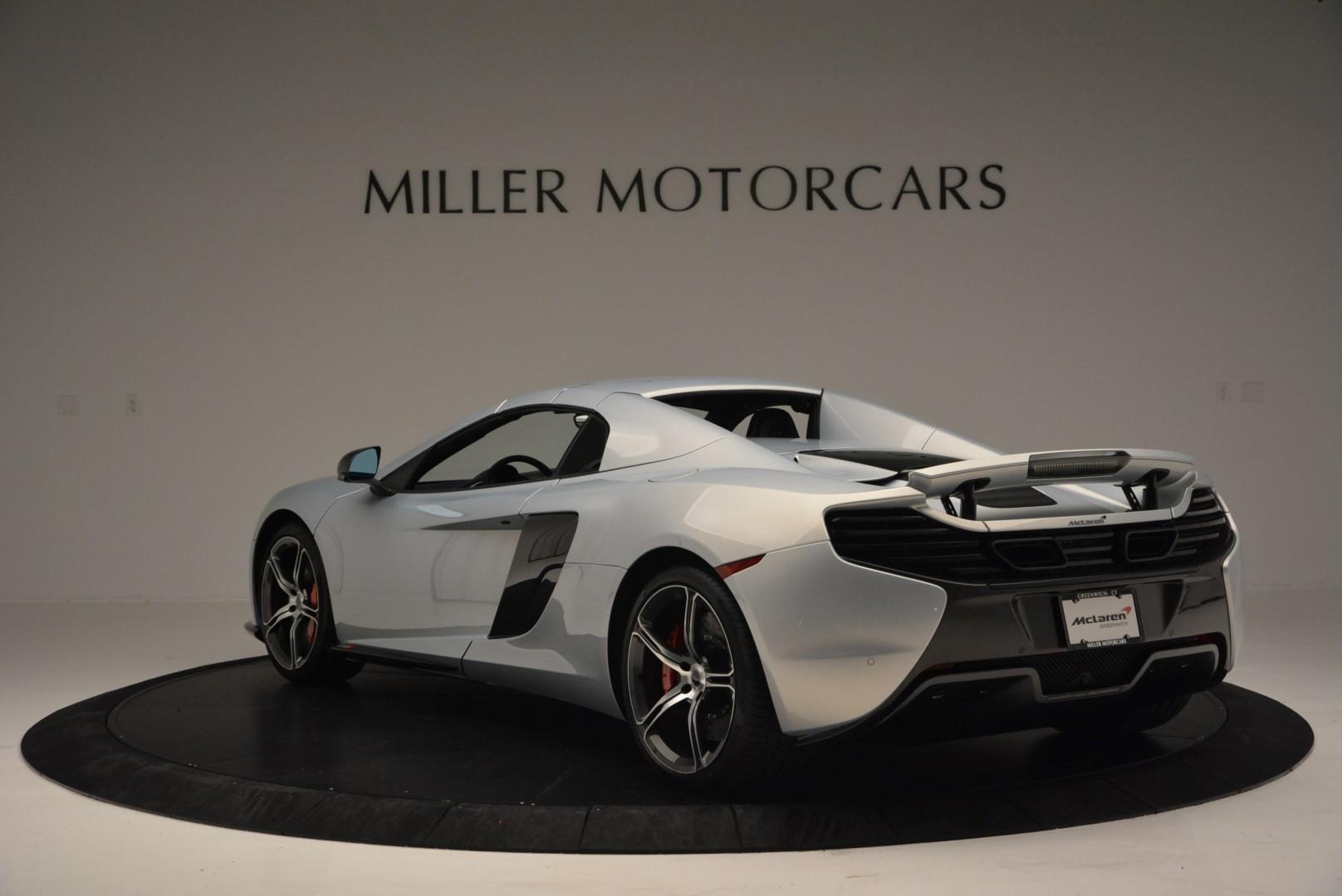 New 2016 McLaren 650S Spider  For Sale In Greenwich, CT 79_p15