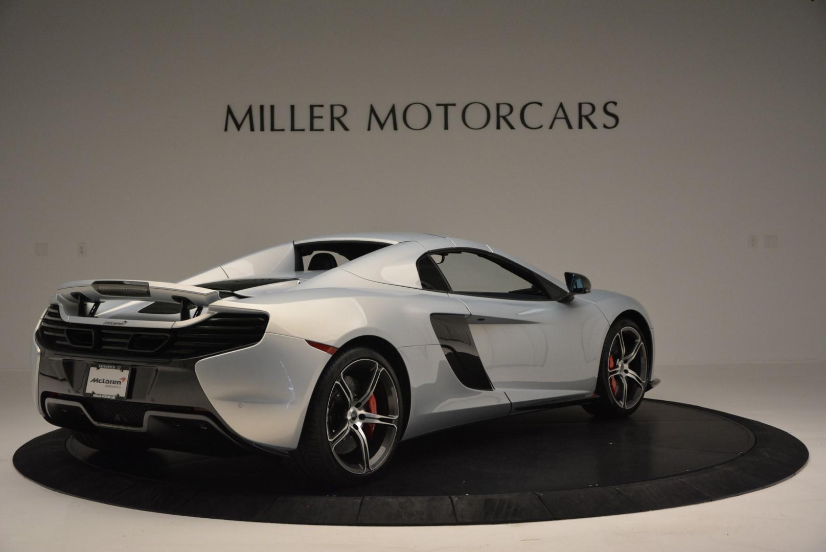 New 2016 McLaren 650S Spider  For Sale In Greenwich, CT 79_p17