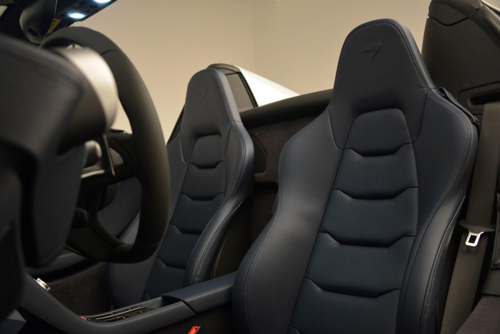 New 2016 McLaren 650S Spider  For Sale In Greenwich, CT 79_p22