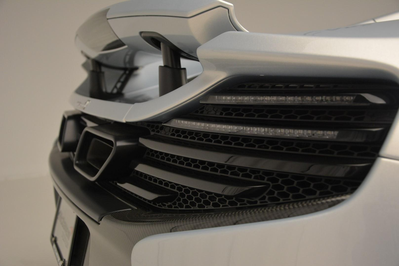New 2016 McLaren 650S Spider  For Sale In Greenwich, CT 79_p24