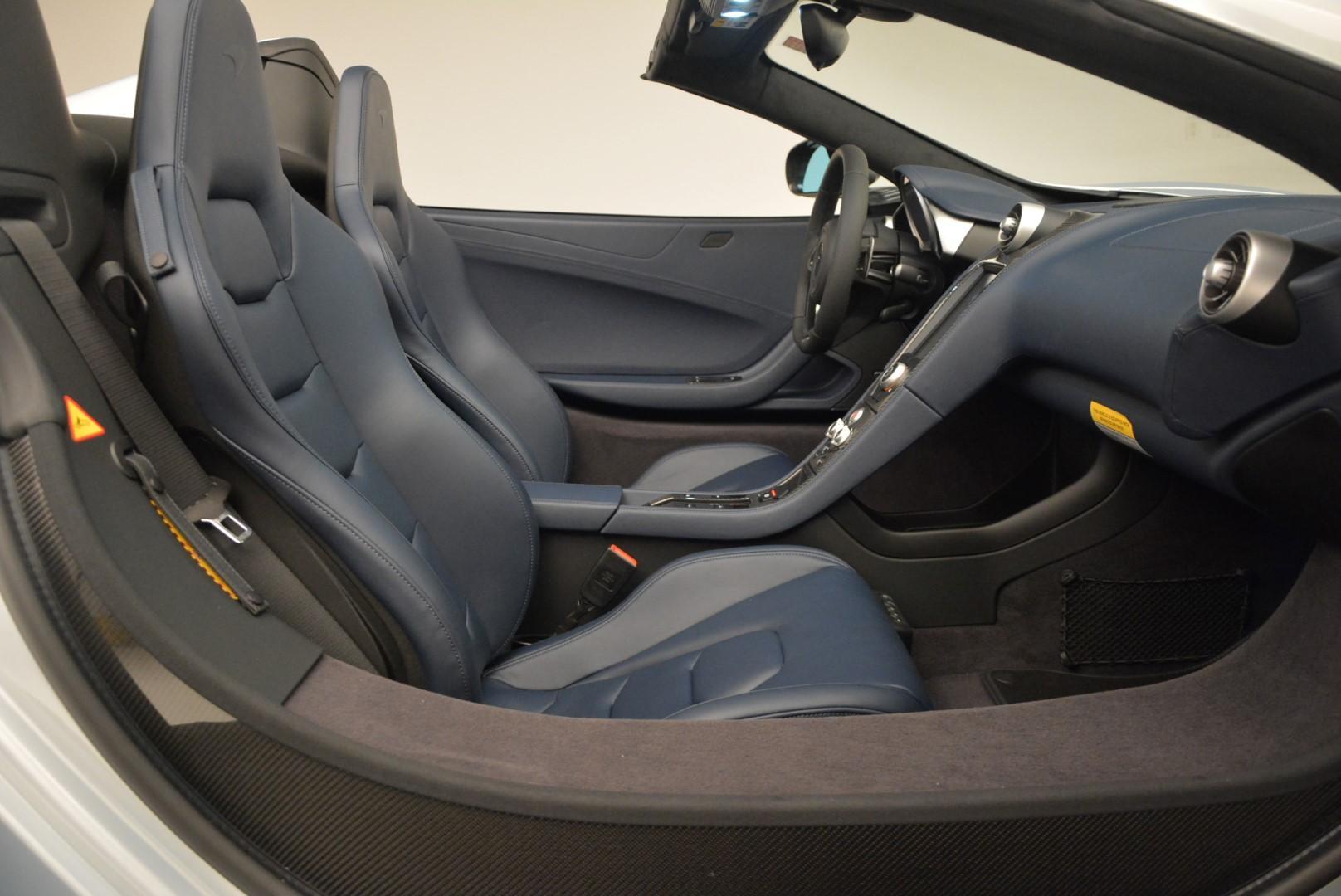 New 2016 McLaren 650S Spider  For Sale In Greenwich, CT 79_p27
