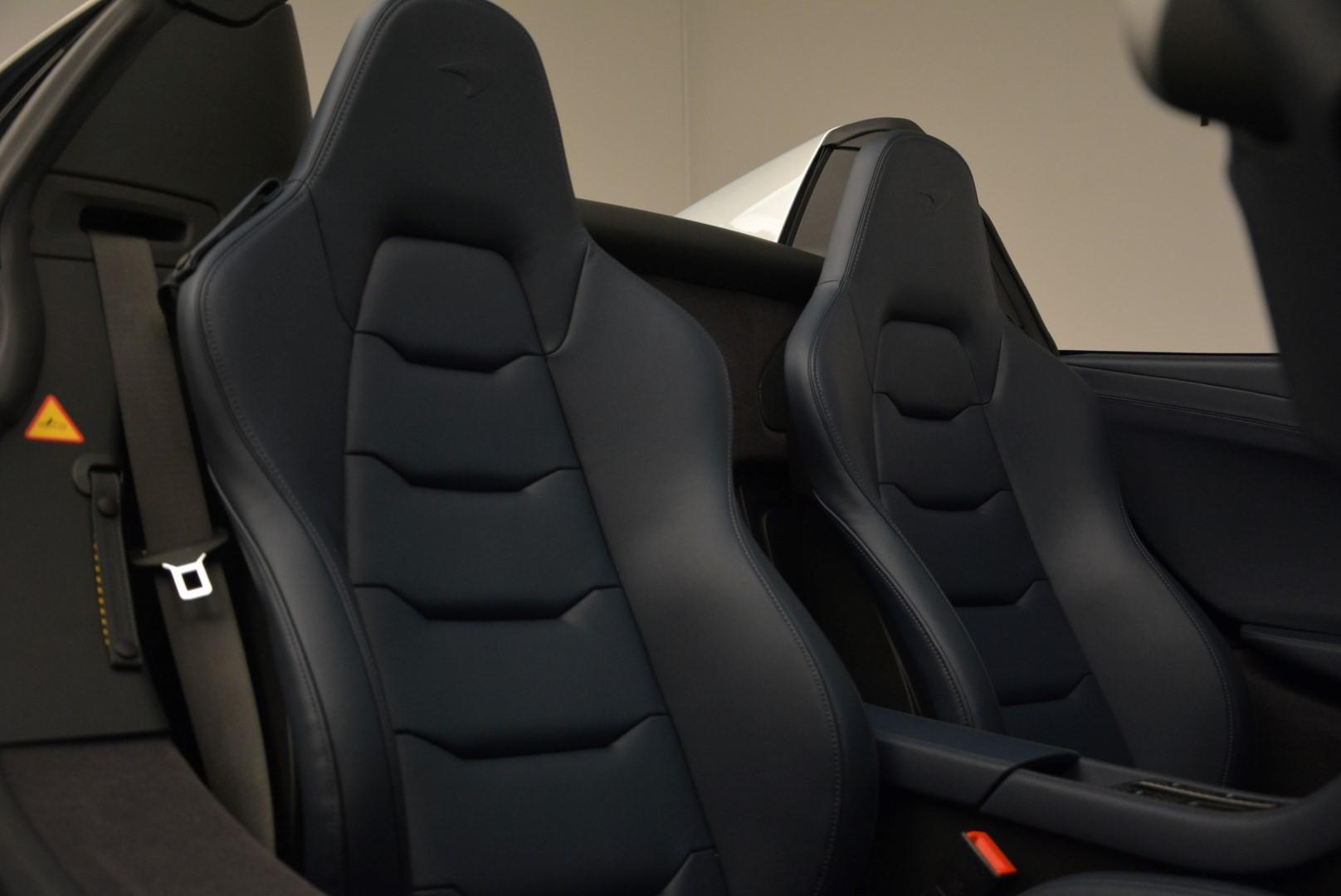 New 2016 McLaren 650S Spider  For Sale In Greenwich, CT 79_p28